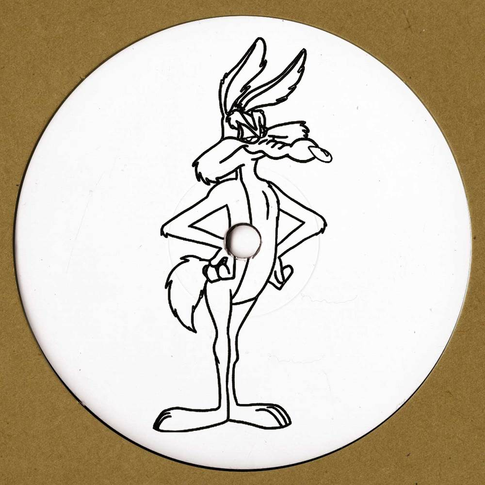 Willie E. Coyote & The Road Runner - 003