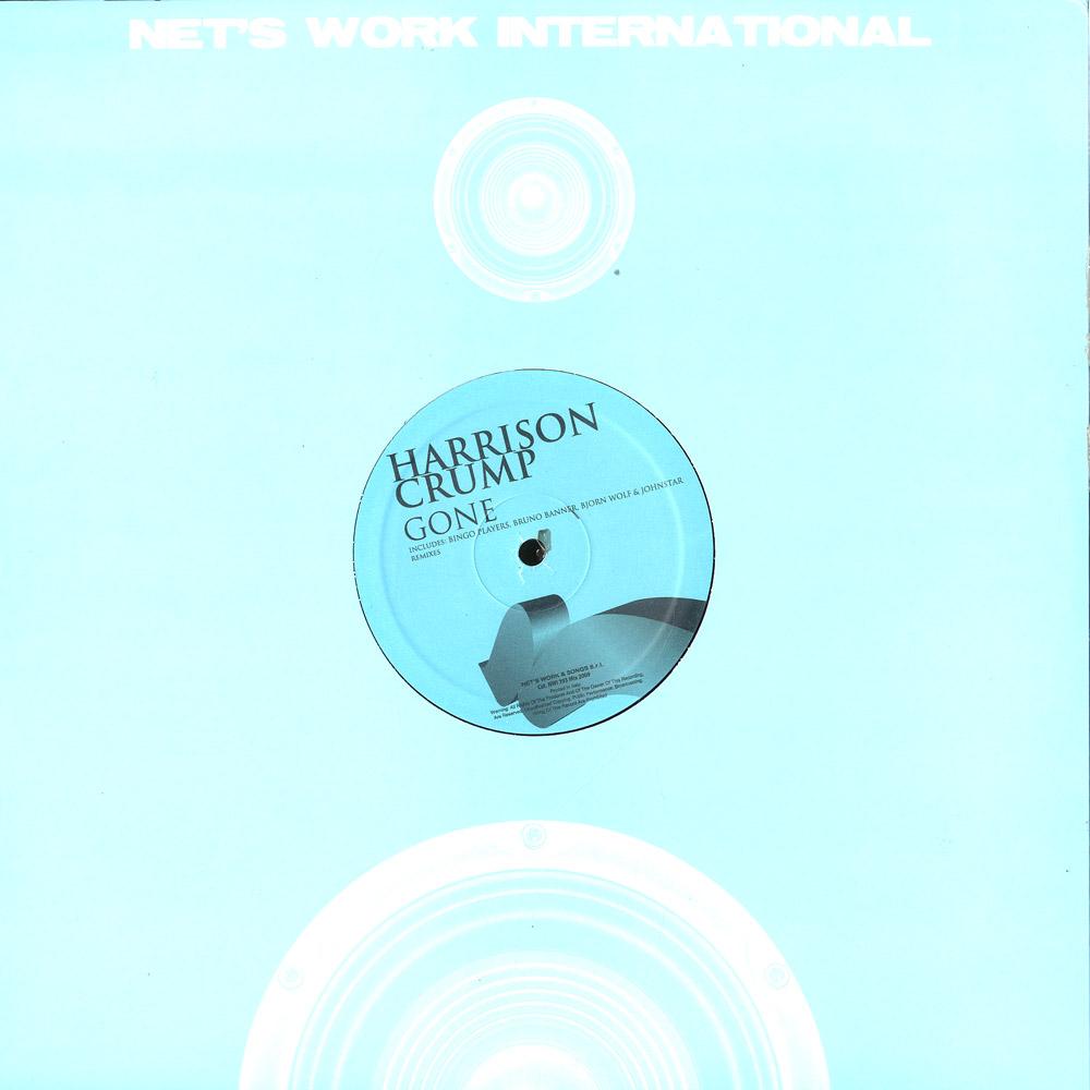 Harrison Crump - GONE