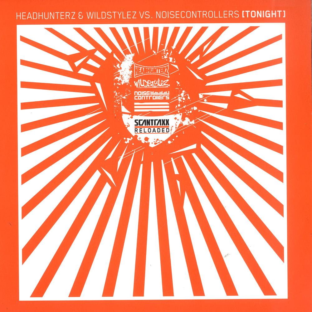 Headhunterz & Wildstylez - TONIGHT / FAMOUS