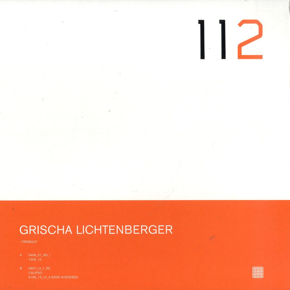Grischa Lichtenberger - TREIBGUT