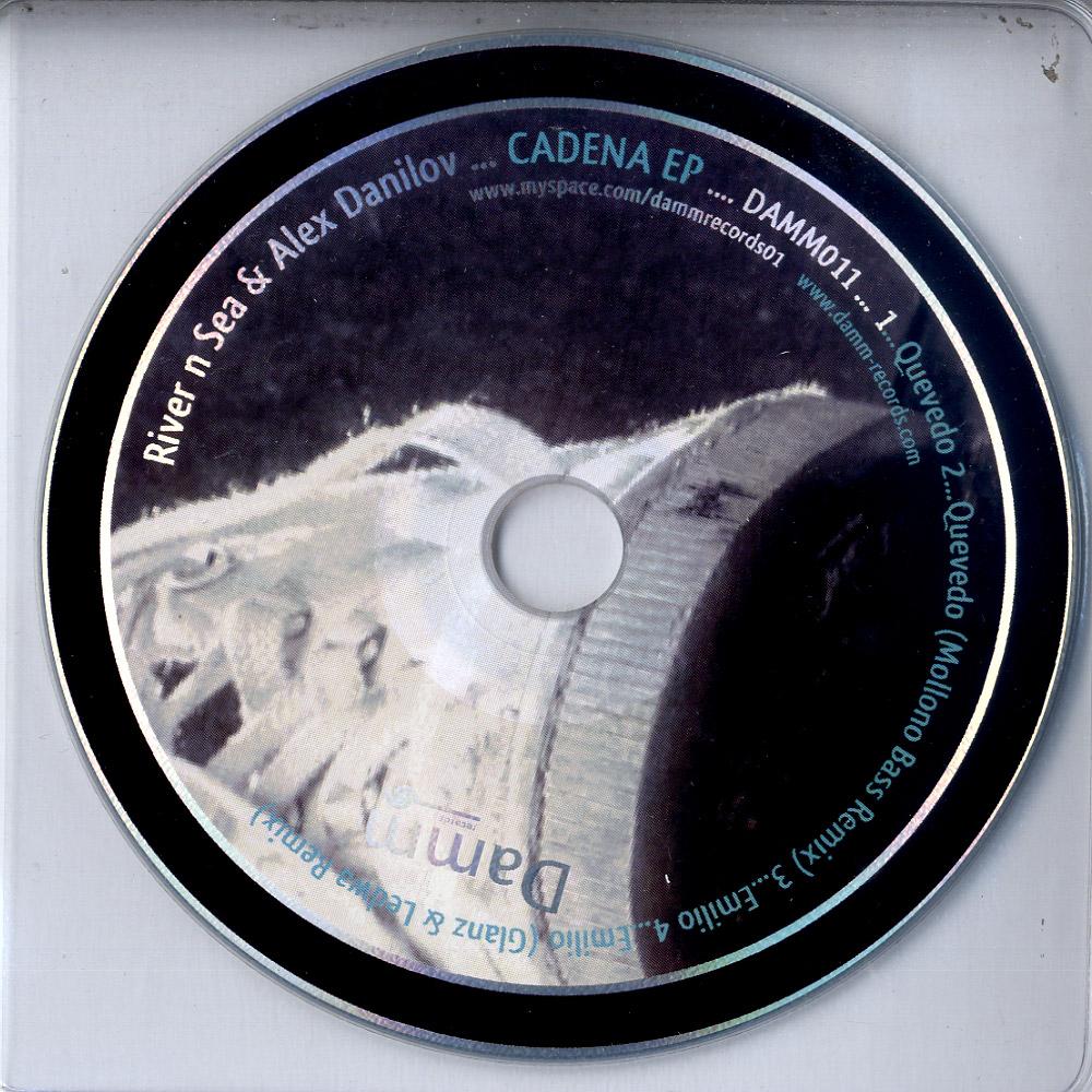 River n Sea & Alex Danilov - CADENA EP