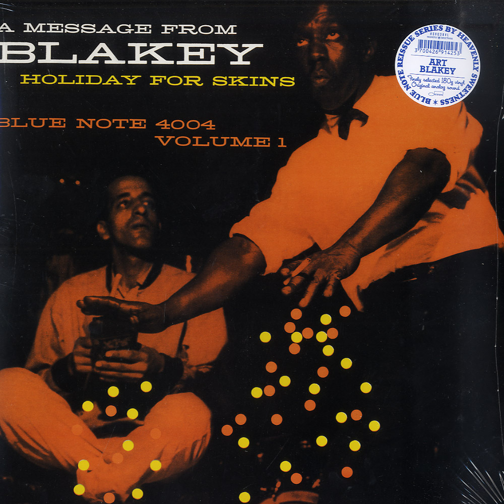Art Blakey - A MESSAGE FROM BLAKEY VOL. 1