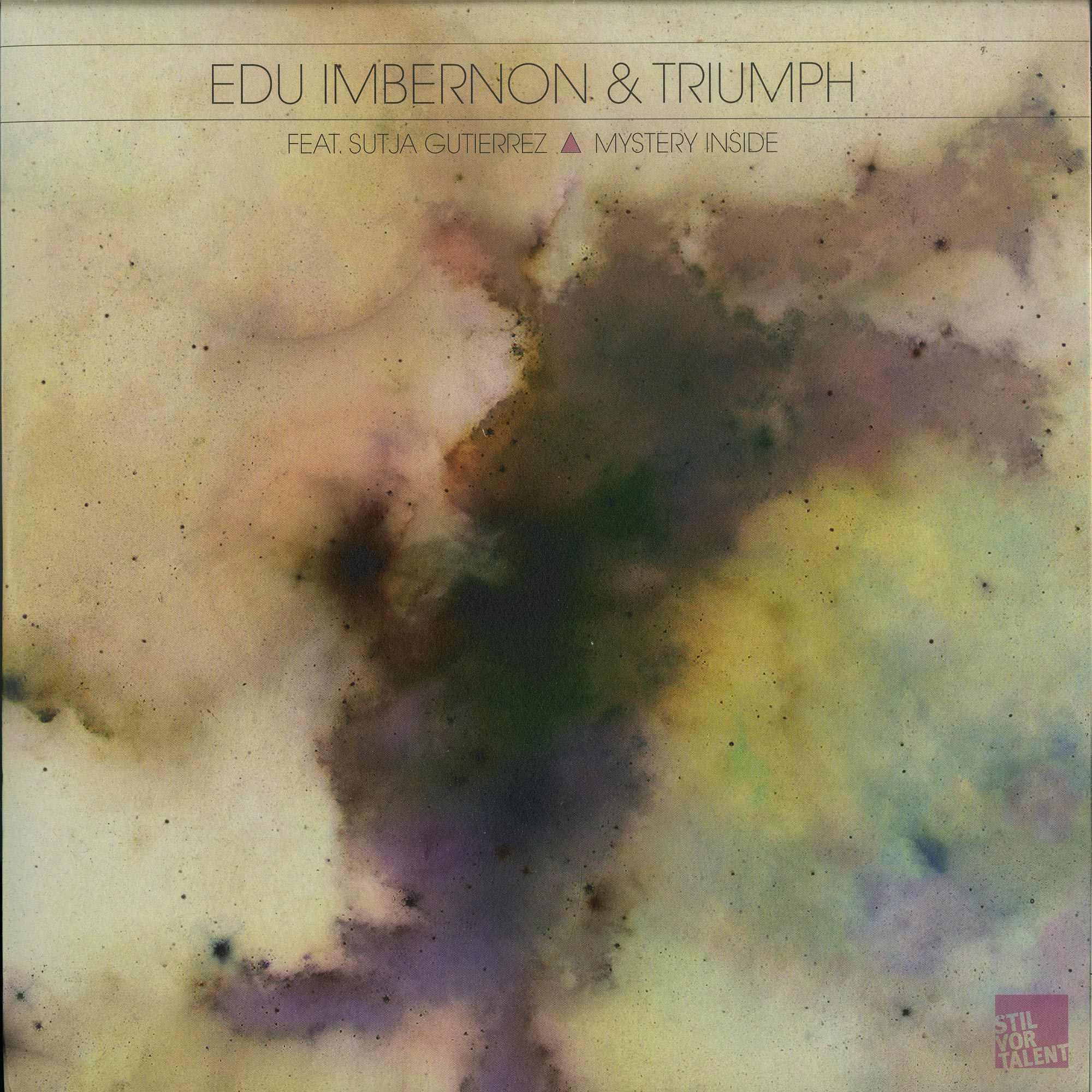 Edu Imbernon & Triumph feat Sutja Gutier - INK