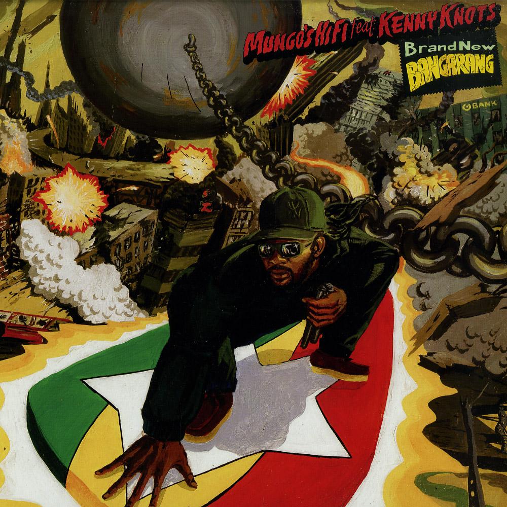 Mungos HiFi ft. Kenny Knots - BRAND NEW BANGARANG