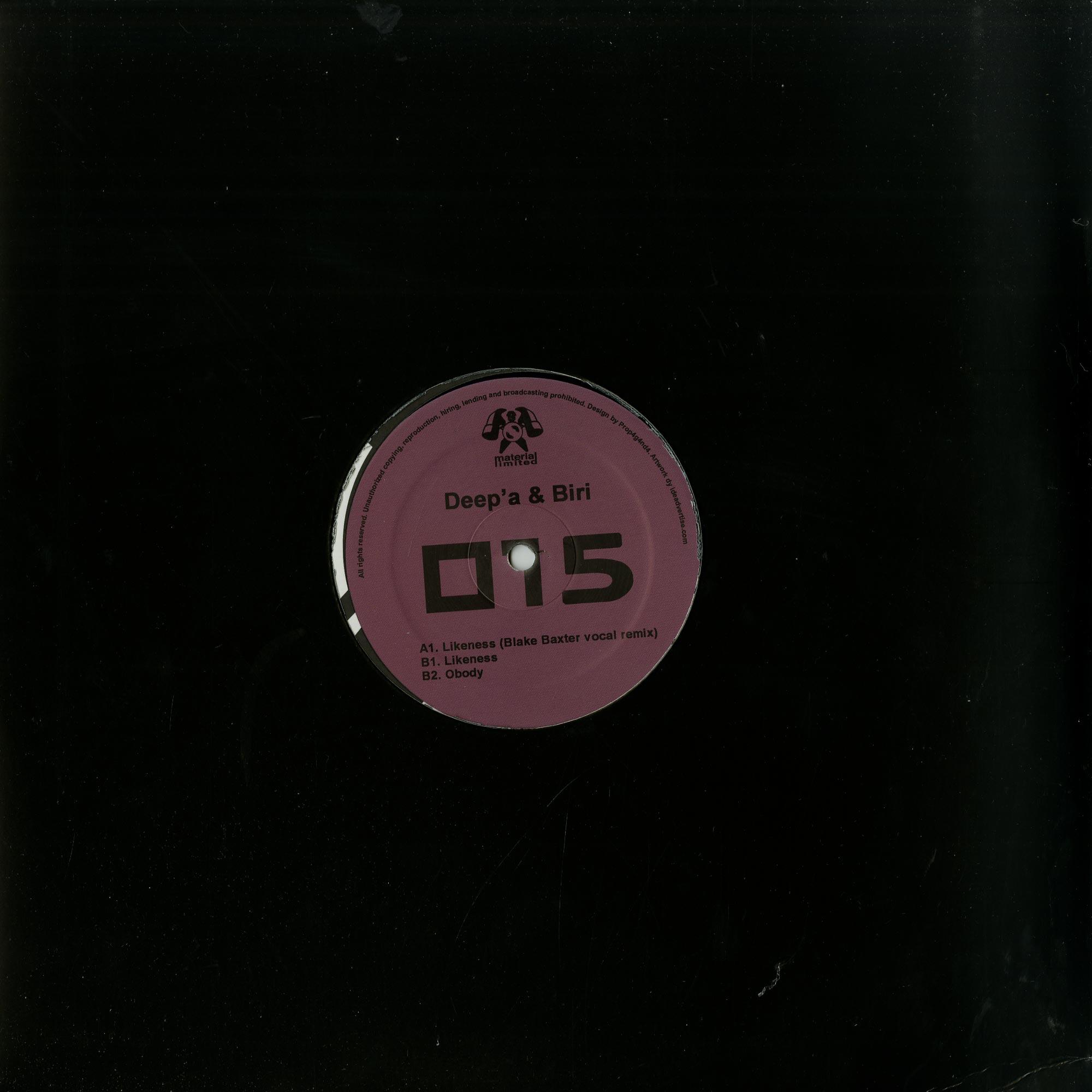 Various Artists - LTD011 / LTD015 / LTD016