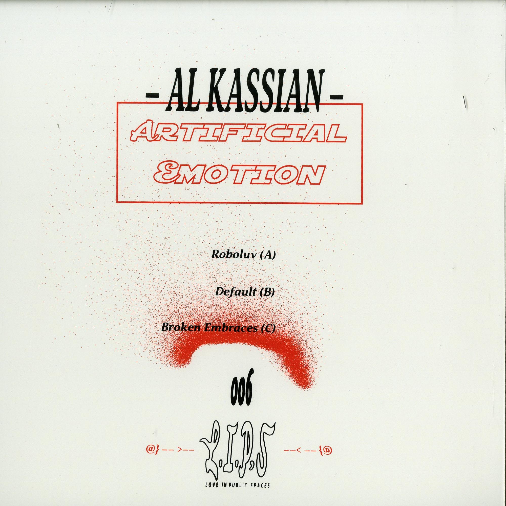 Al Kassian - ARTIFICIAL EMOTION