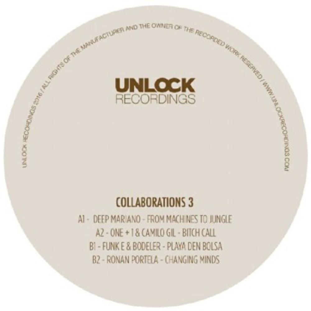Deep Mariano, One + 1 & Camilo Gil, Funk E & Bodeler, Ronan Portela - COLLABORATIONS 3