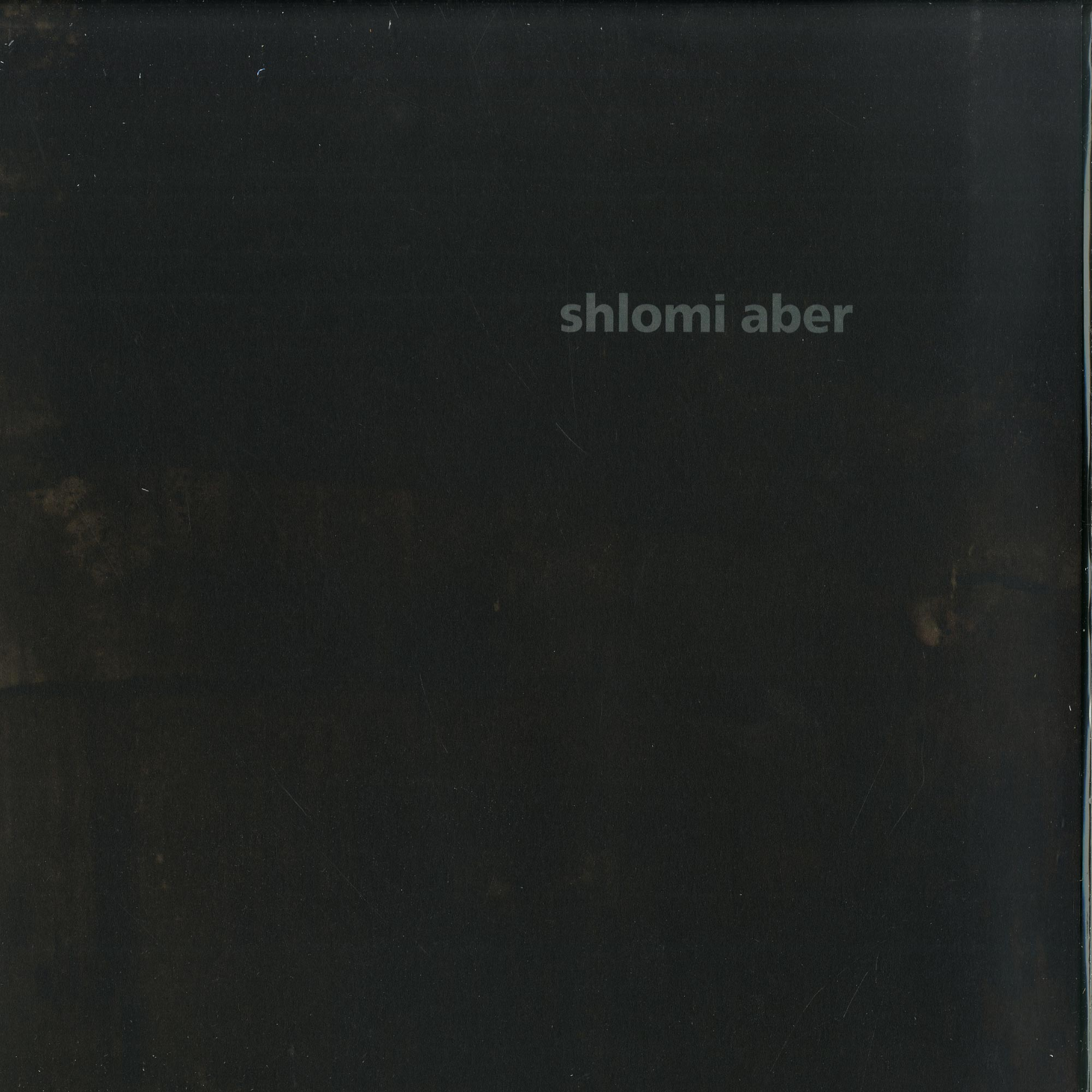 Shlomi Aber - UNDER TWO WORLDS