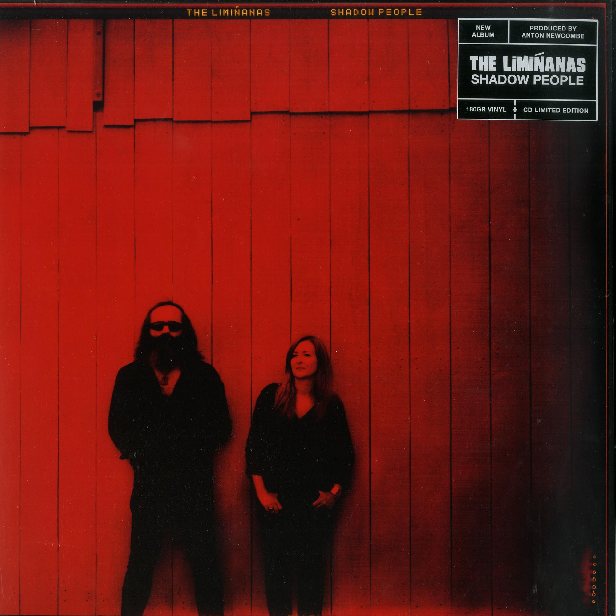 The Liminanas - SHADOW PEOPLE
