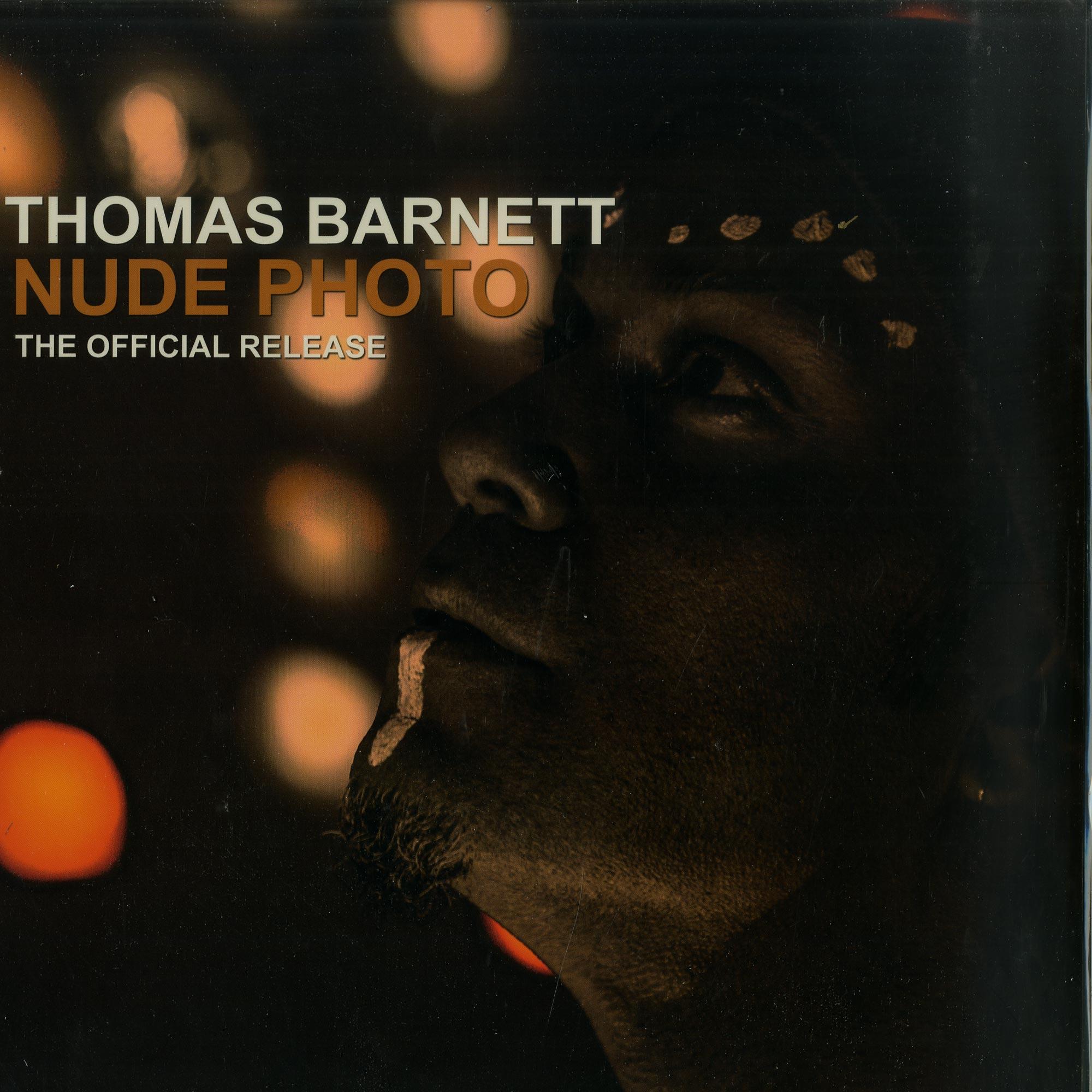 Thomas Barnett - NUDE PHOTO