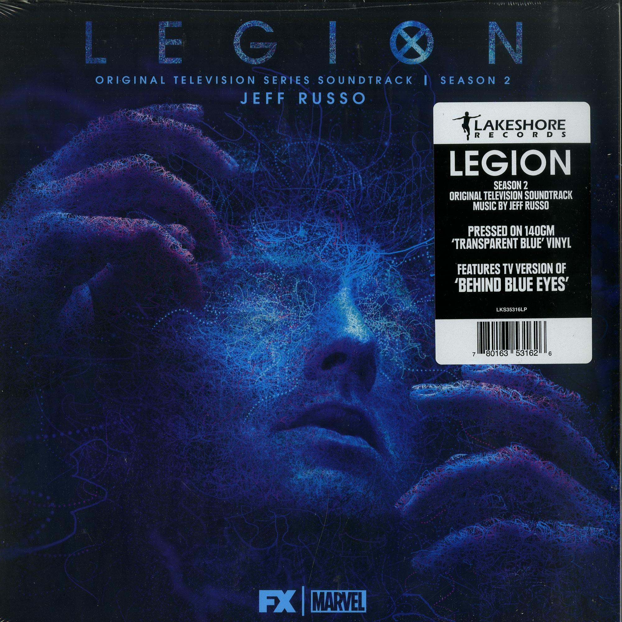 Jeff Russo - LEGION SEASON 2 SCORE O.S.T.