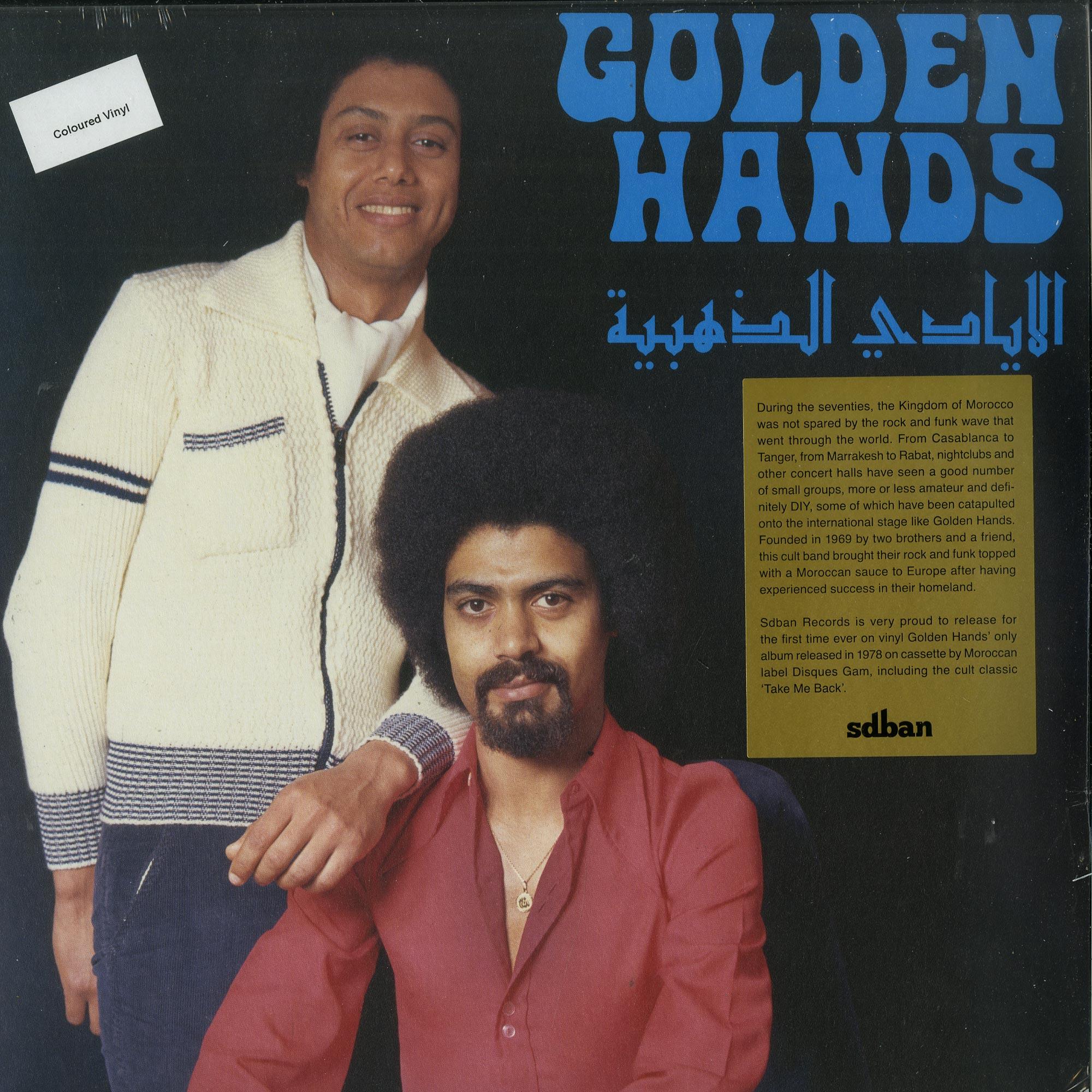 Golden Hands - GOLDEN HANDS LP