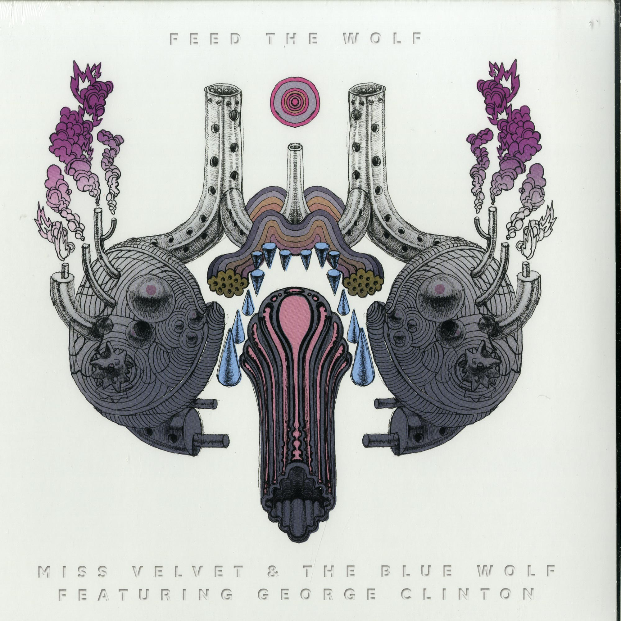 Miss Velvet & The Blue Wolf - FEED THE WOLF