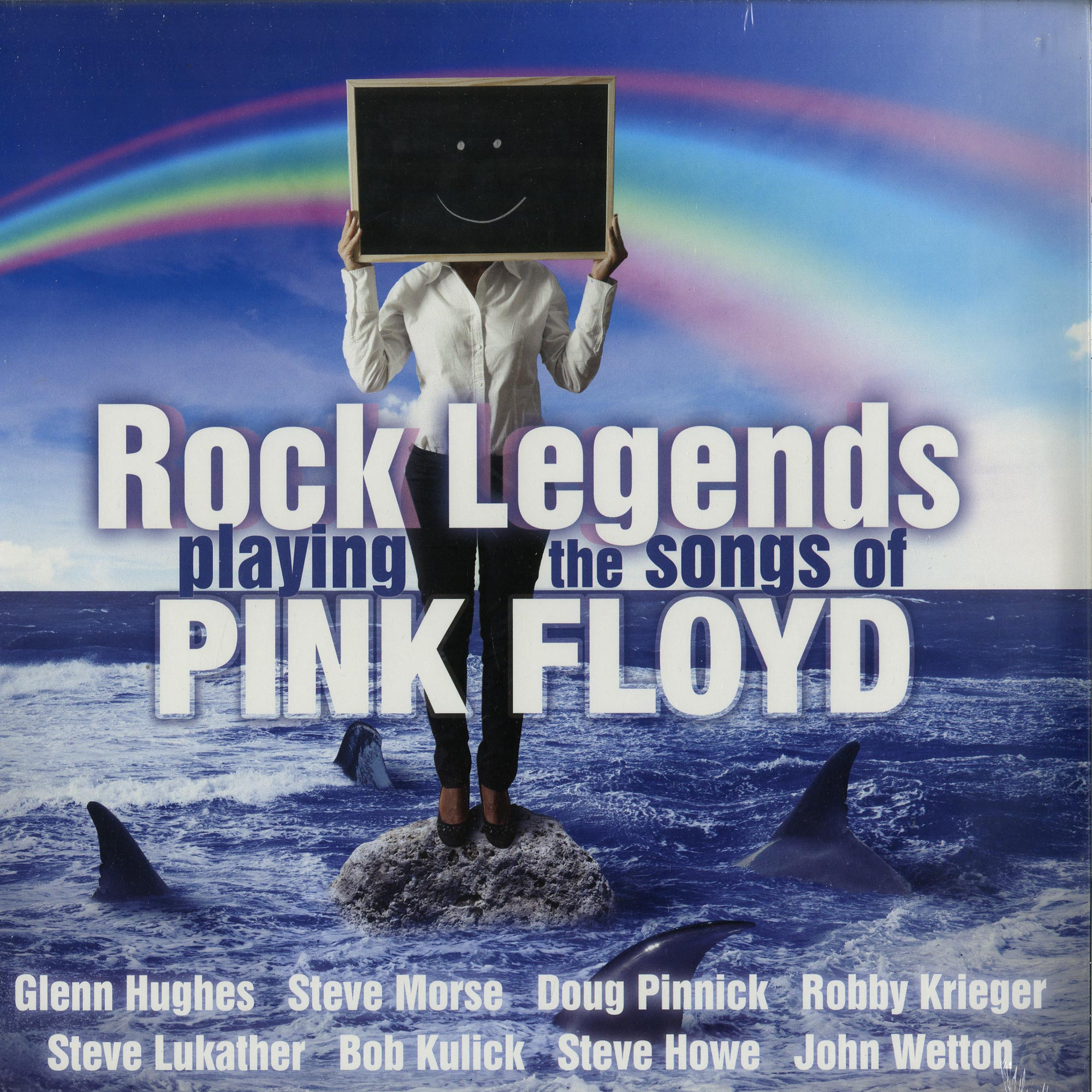 Various Artists - ROCK LEGENDS PLAYING THE SONGS OF PINK FLOYD