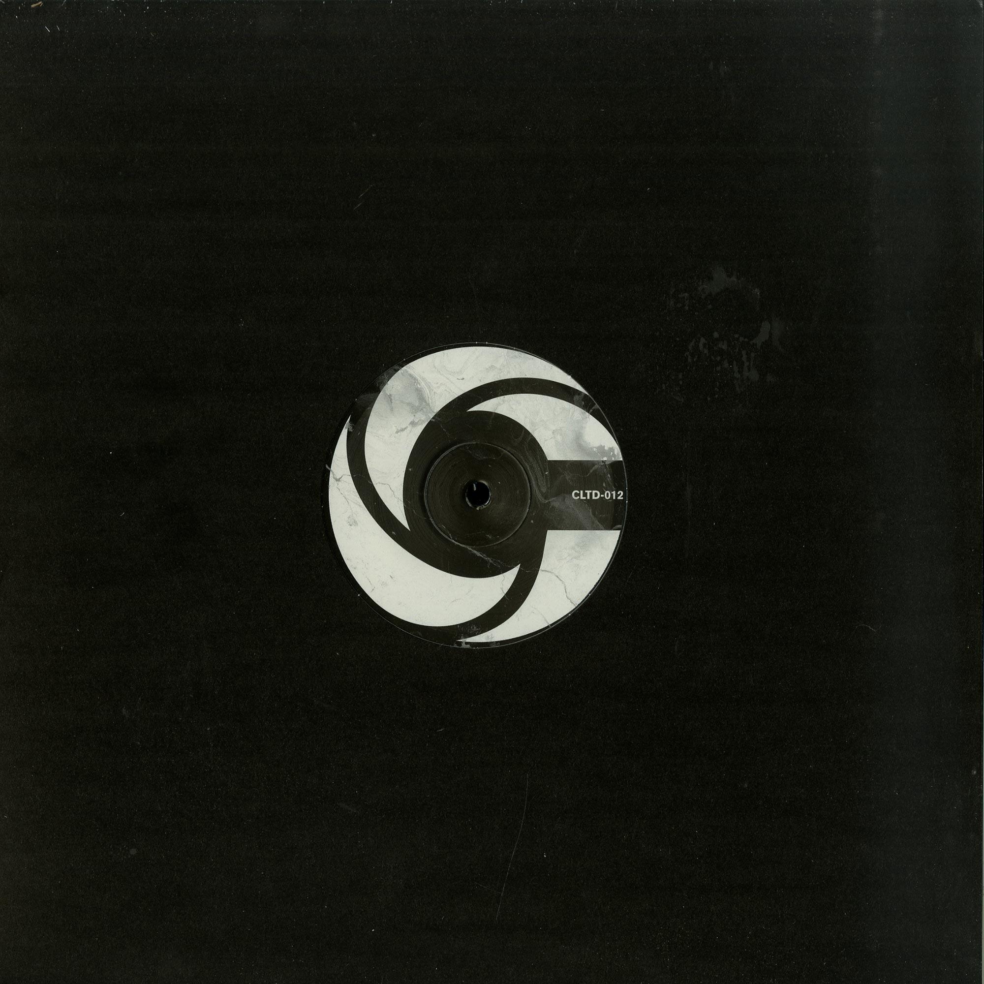 Dino Sabatini - MONOCHROMATIC REALITY EP