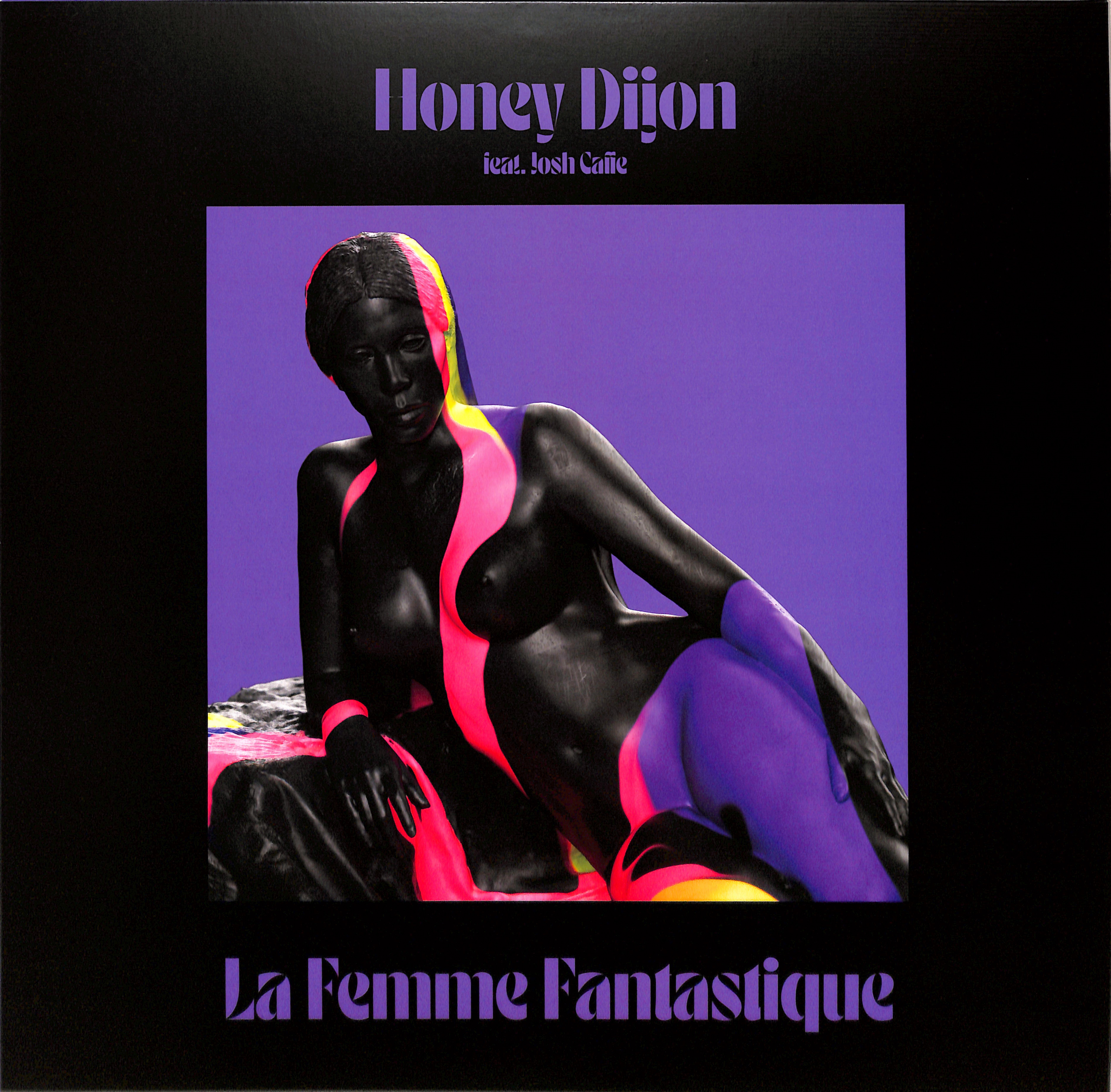 Honey Dijon featuring Josh Caffe - LA FEMME FANTASTIQUE