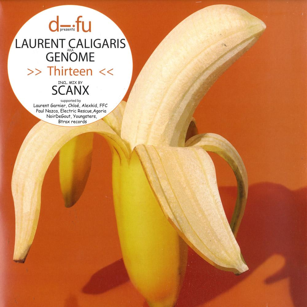 Laurent Caligaris Aka Genome - THIRTEEN