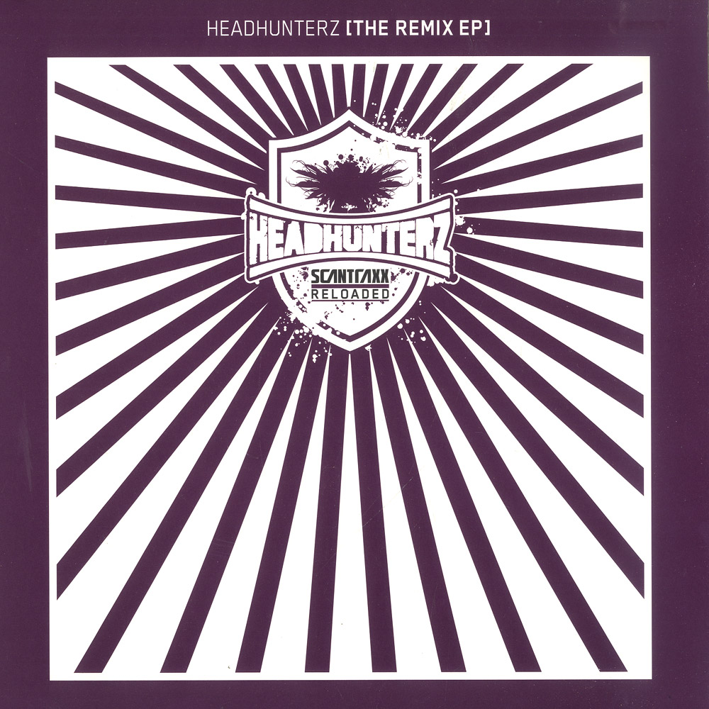 Headhunterz - THE REMIX EP