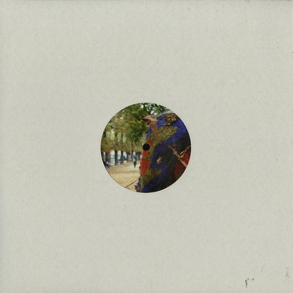 Marquese - MINDSHAKE EP - 2013 REPRESS