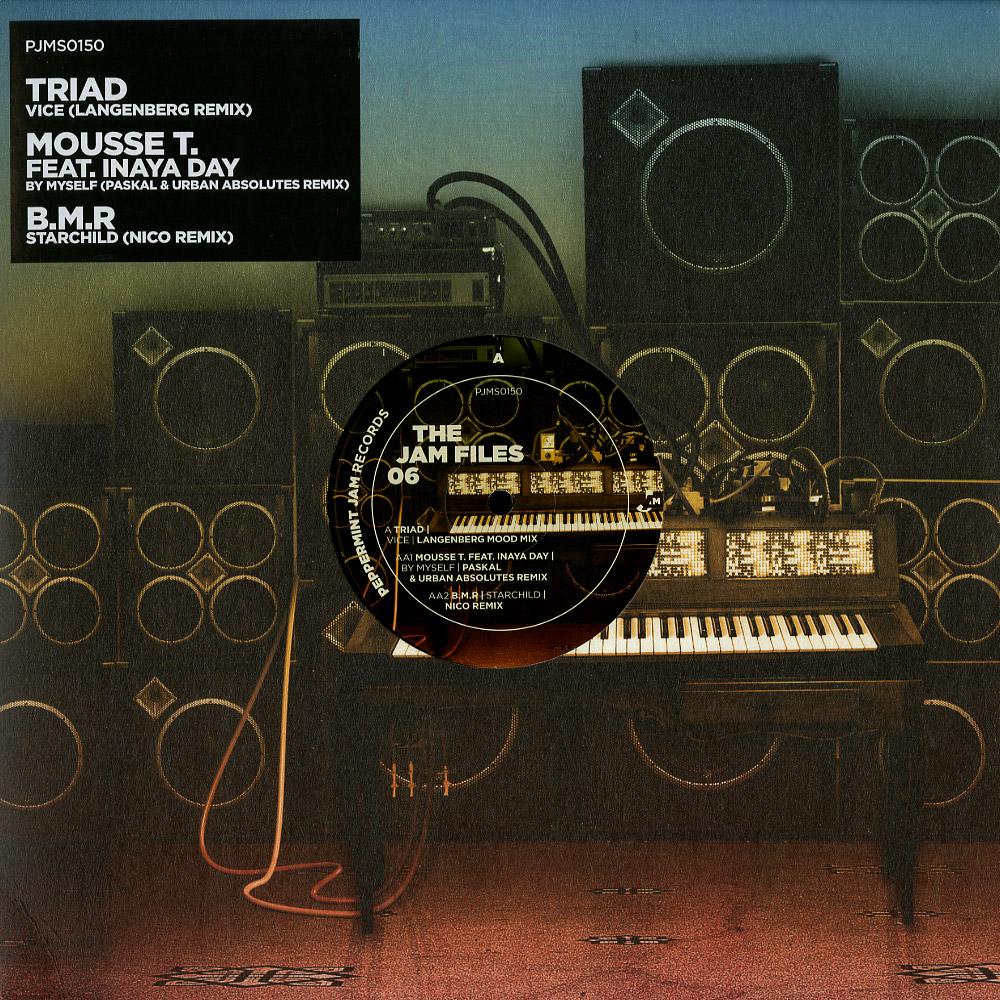 Various Artists - THE JAM FILES - PART SIX