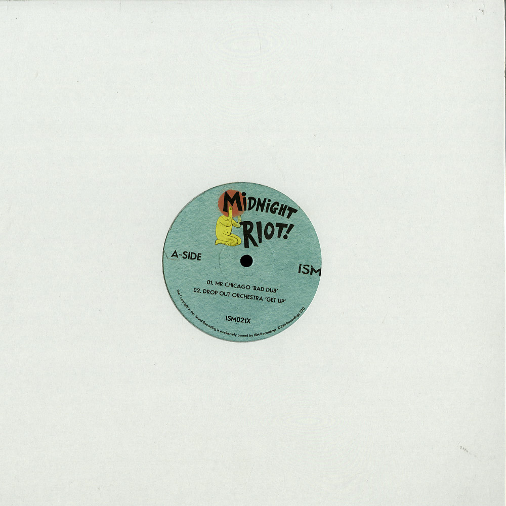 Mr. Chicago / Drop Out Orchestra / The Legendary 1979 Orchestra / Ajello - MIDNIGHT RIOT VOL.1