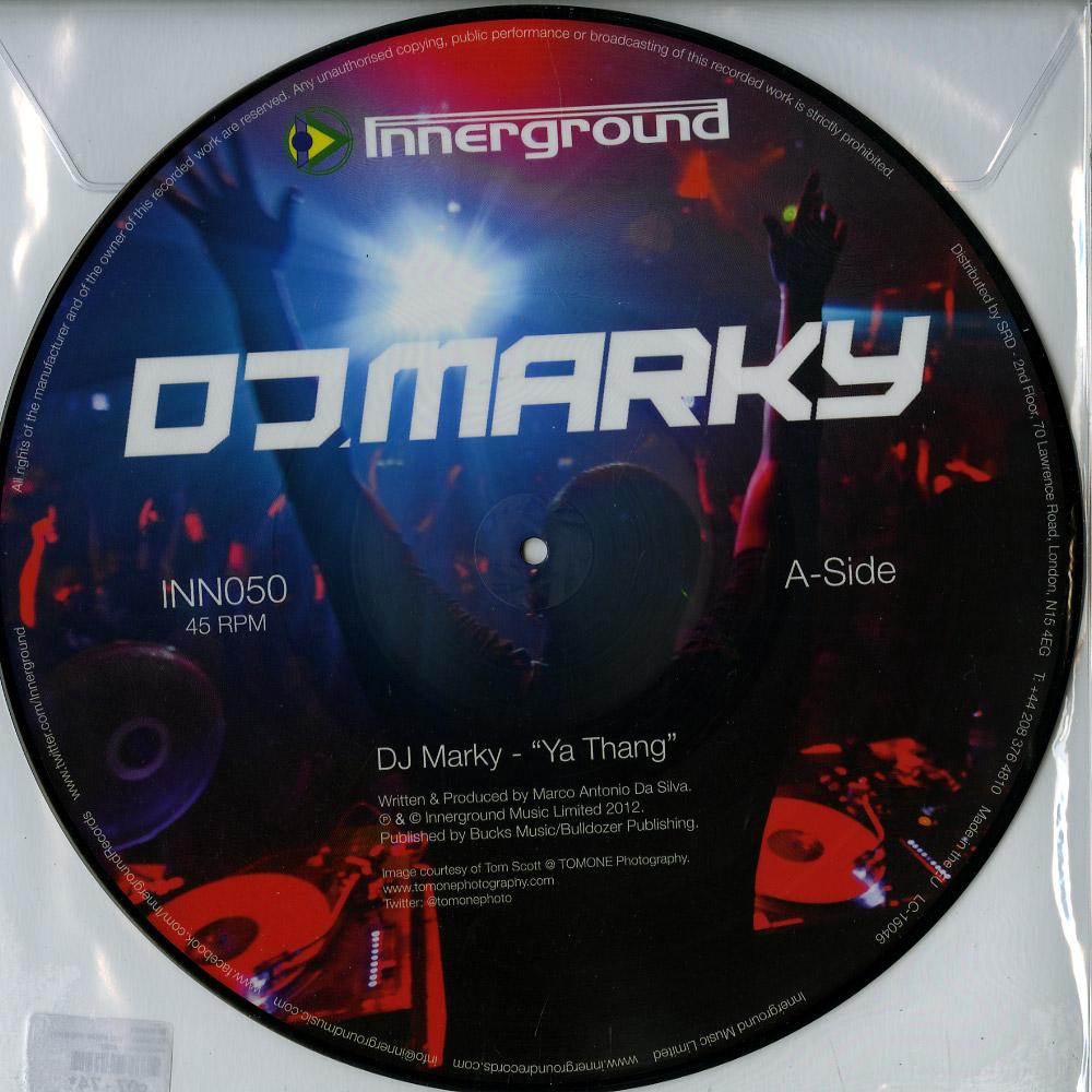 DJ Marky - YA THANG / YOU KNOW