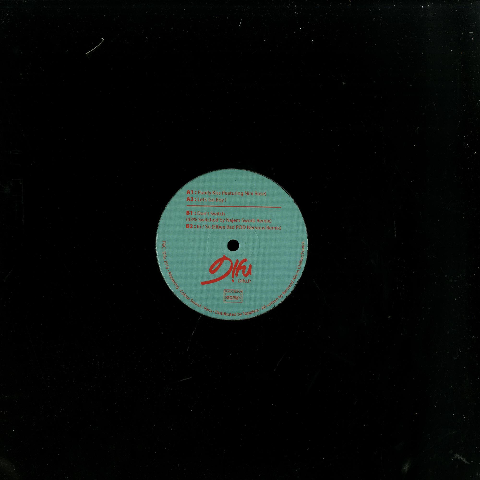 Eedio - 43 EP