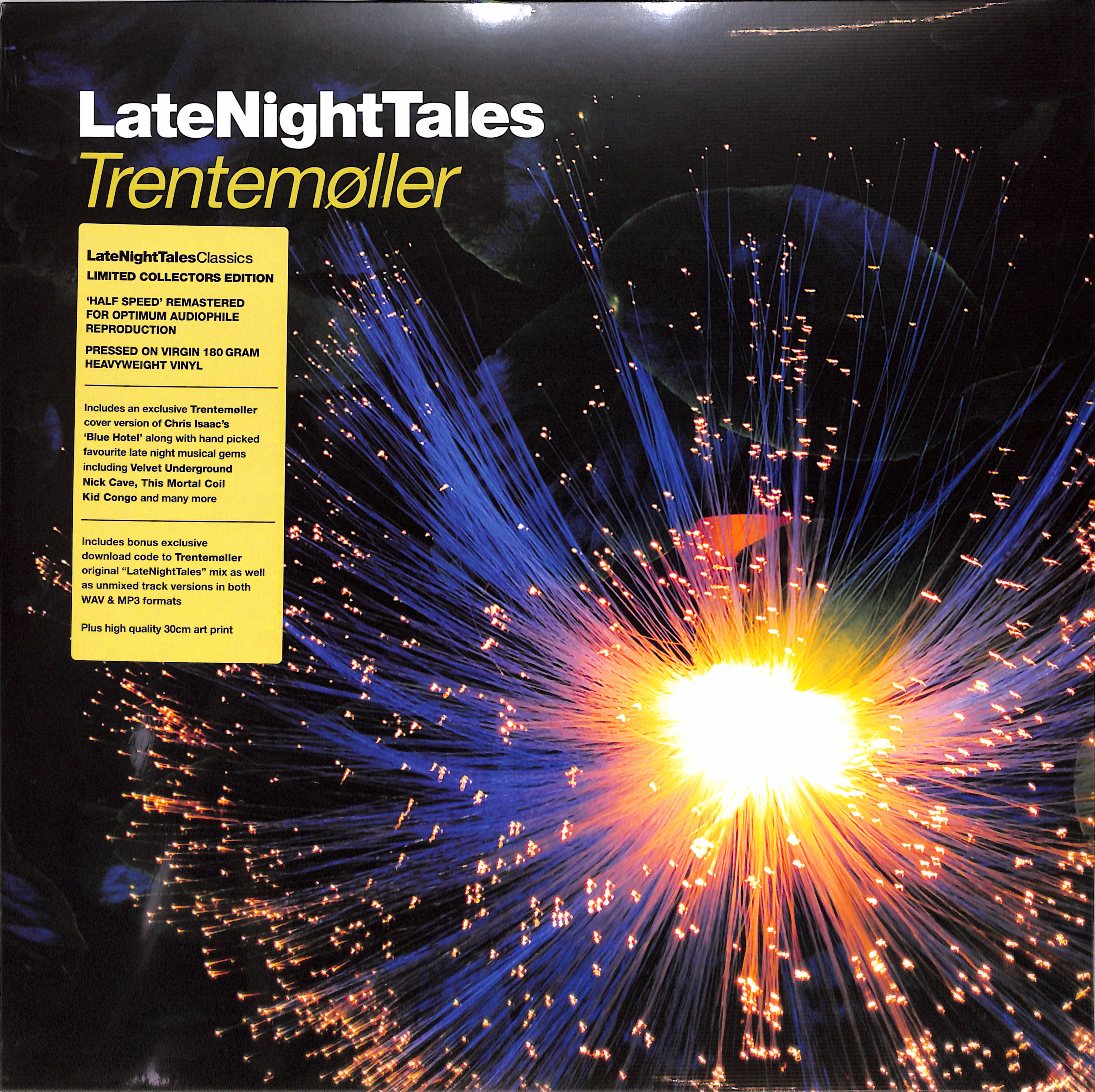 Trentemoller - LATE NIGHT TALES - TRENTEMOLLER