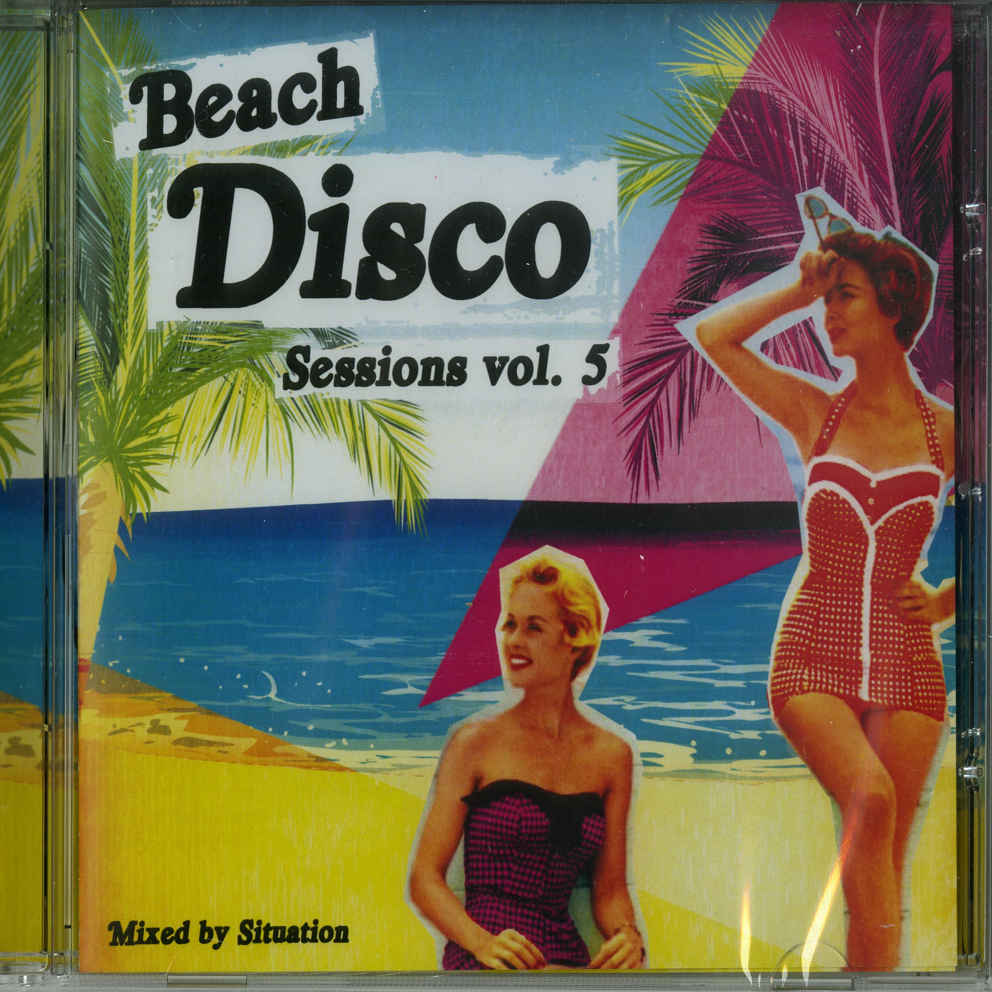 Various Artists - Beach Disco Sessions Volume 5