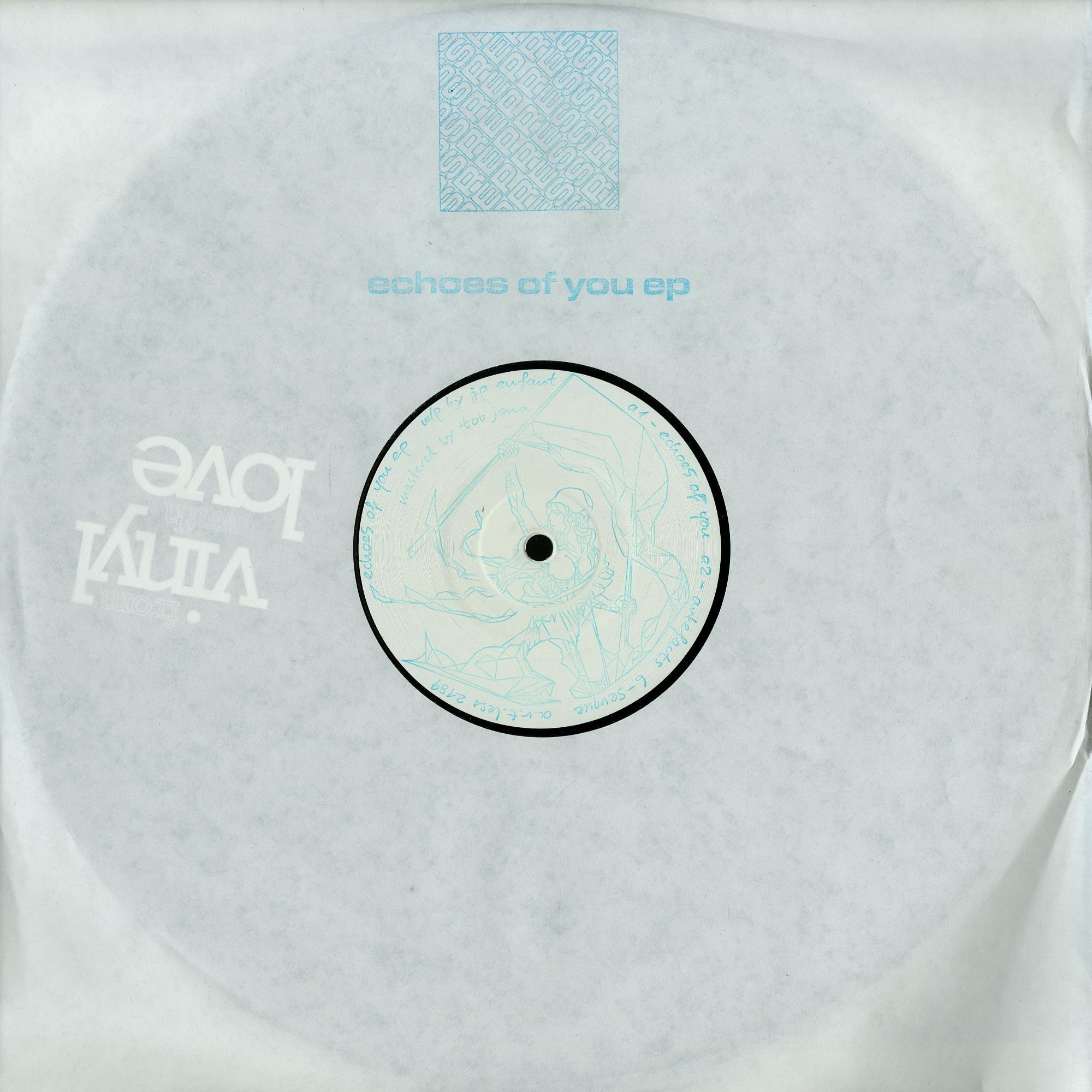 JP Enfant - ECHOES OF YOU EP