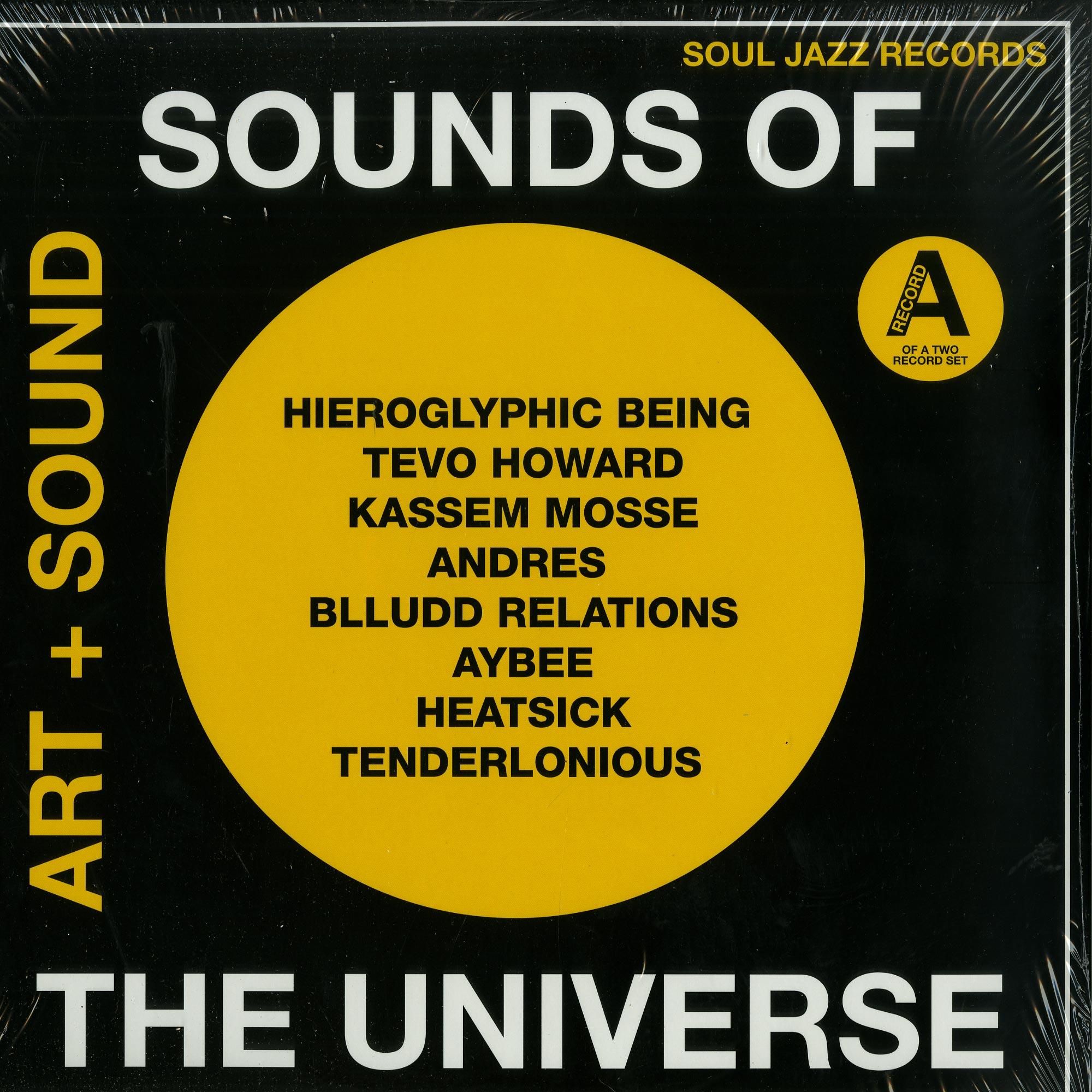 Various Artists - SOUNDS OF THE UNIVERSE: ART + SOUND PT. 1