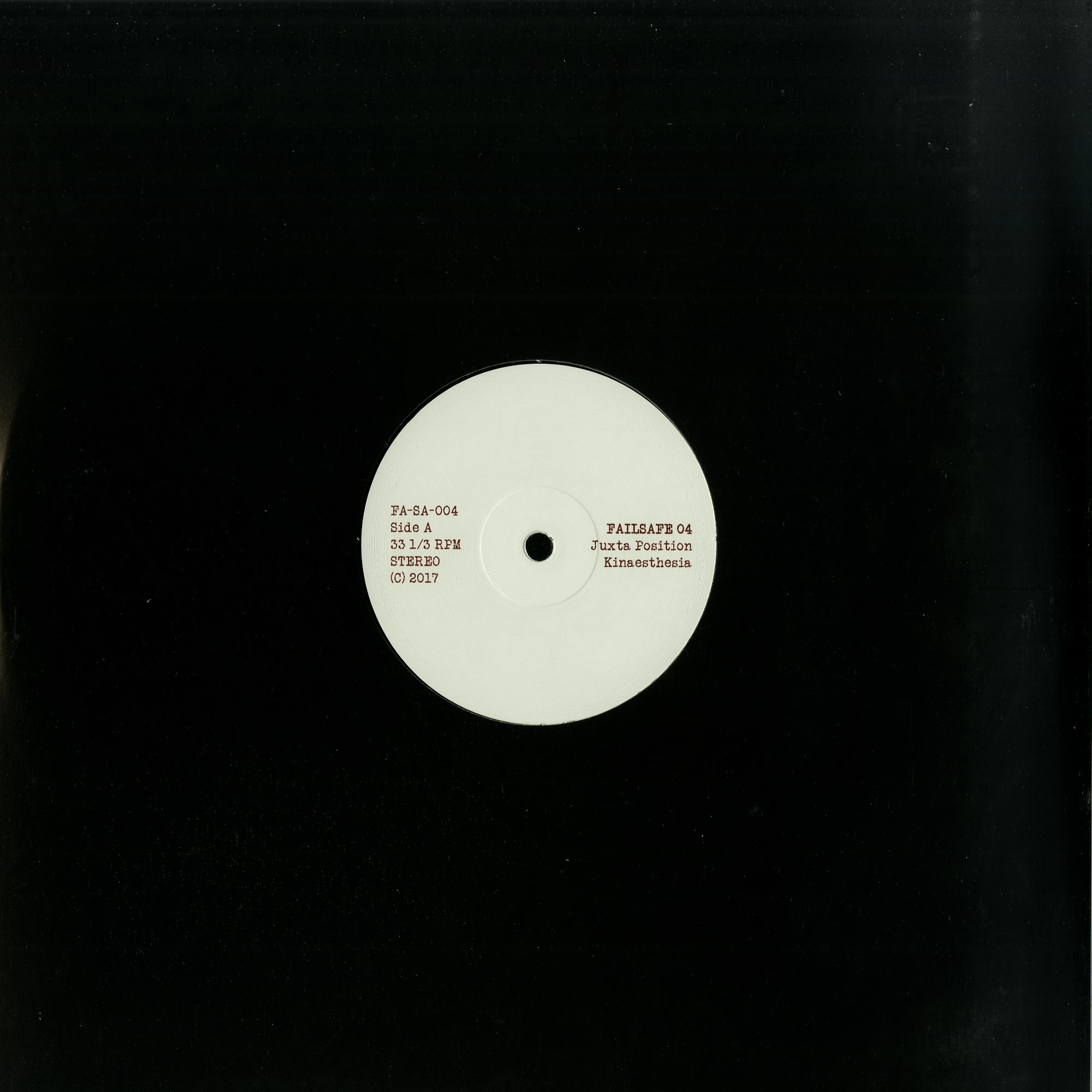 Juxta Position - FAILSAFE04