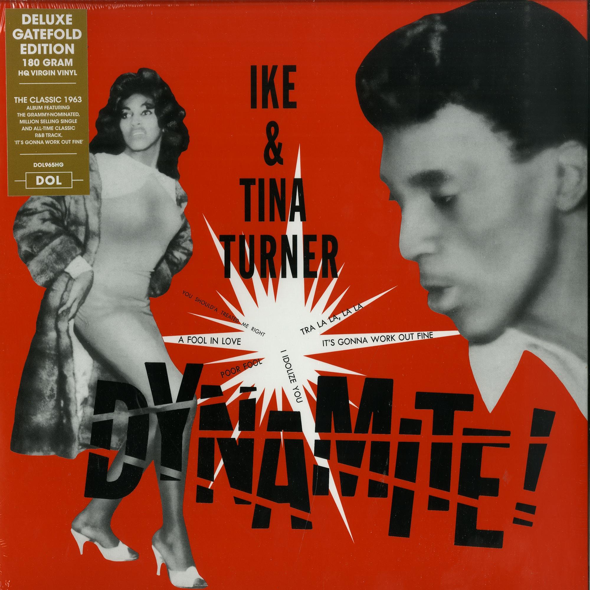 Ike & Tina Turner - DYNAMITE!