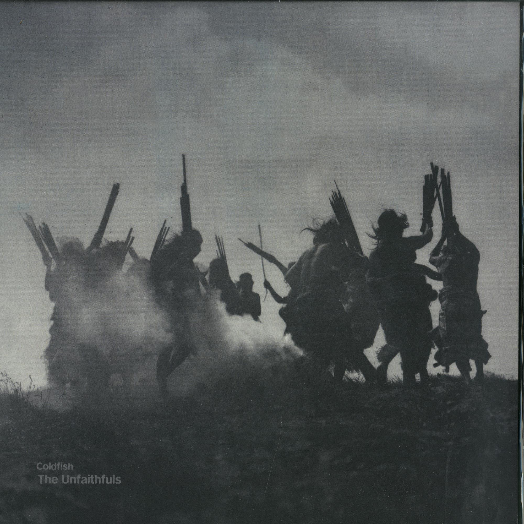 Coldfish - THE UNFAITHFULS EP