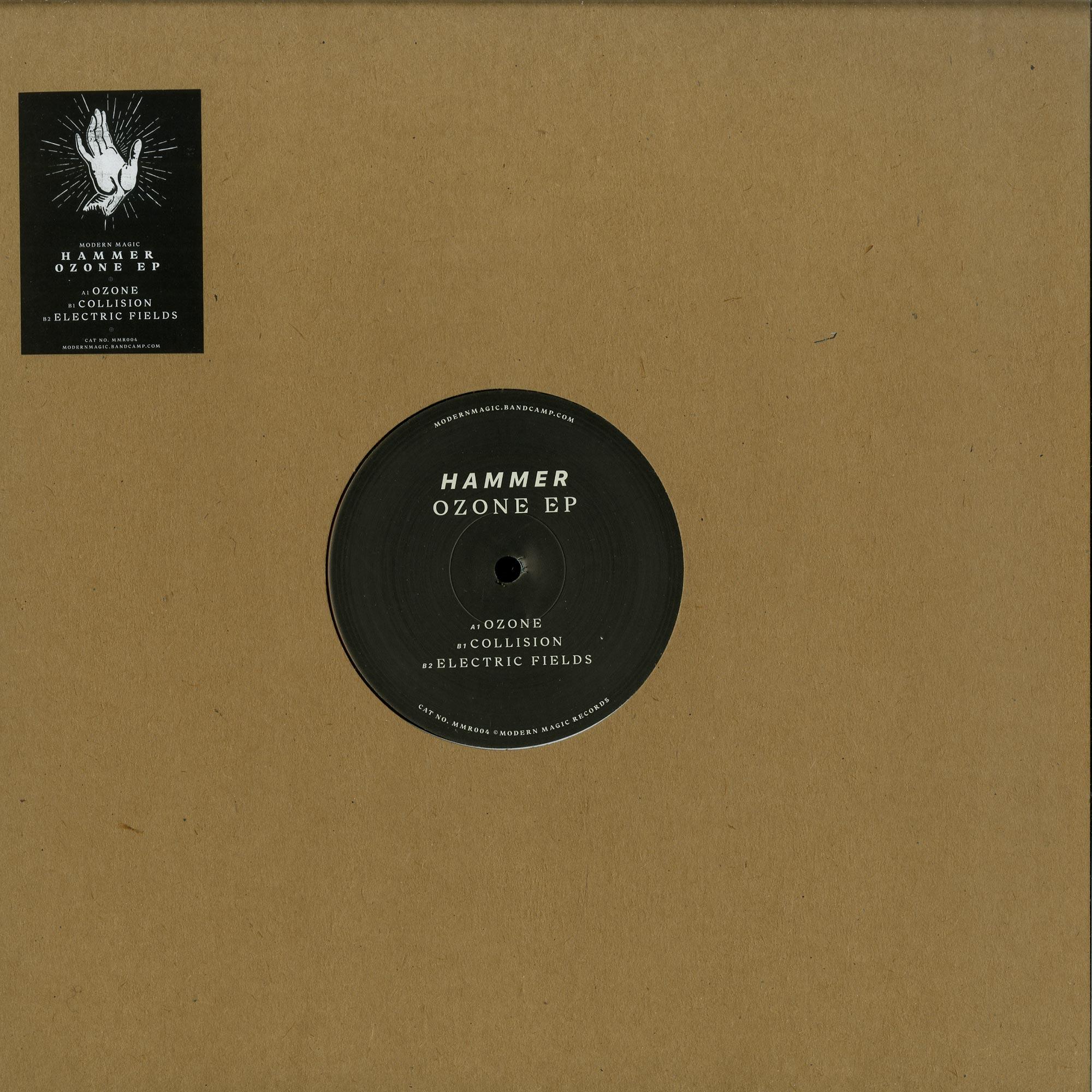 Hammer - OZONE EP