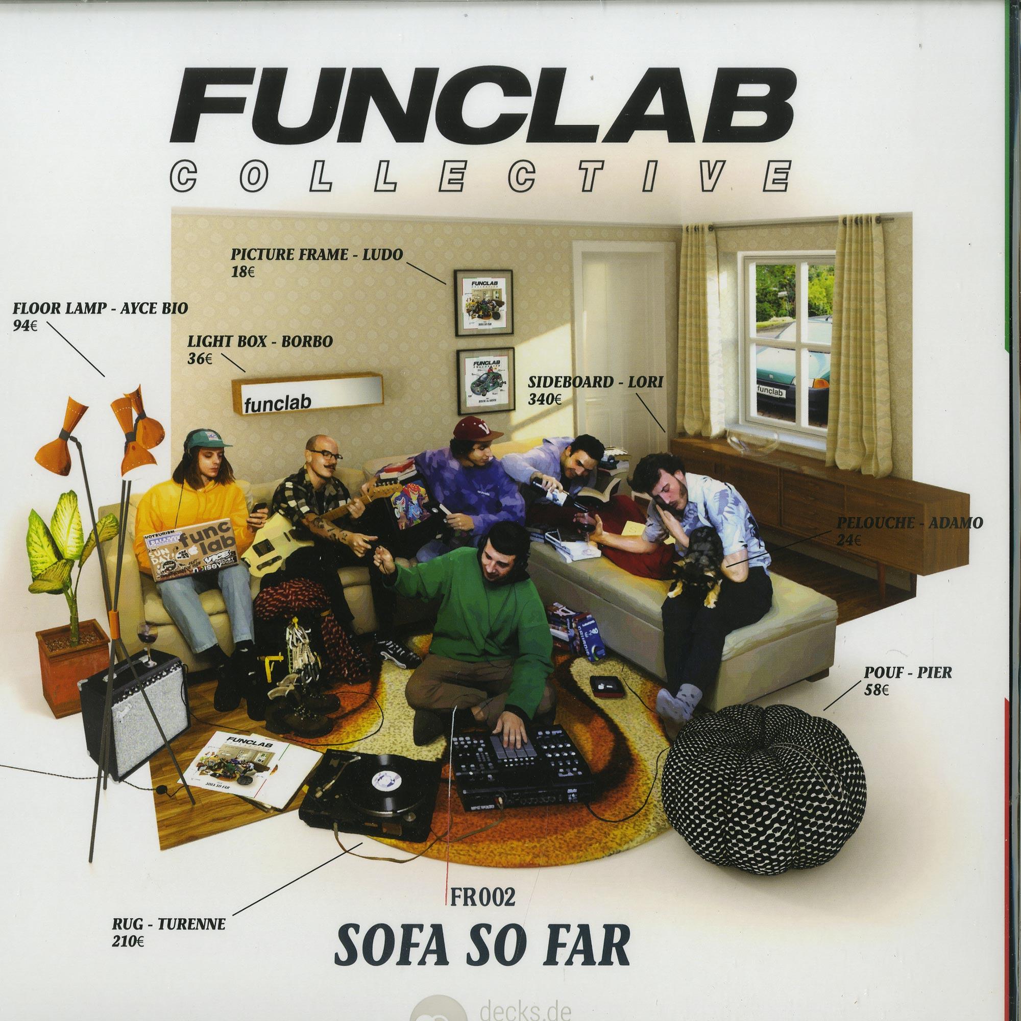 Funclap Collective - SOFA SO FAR