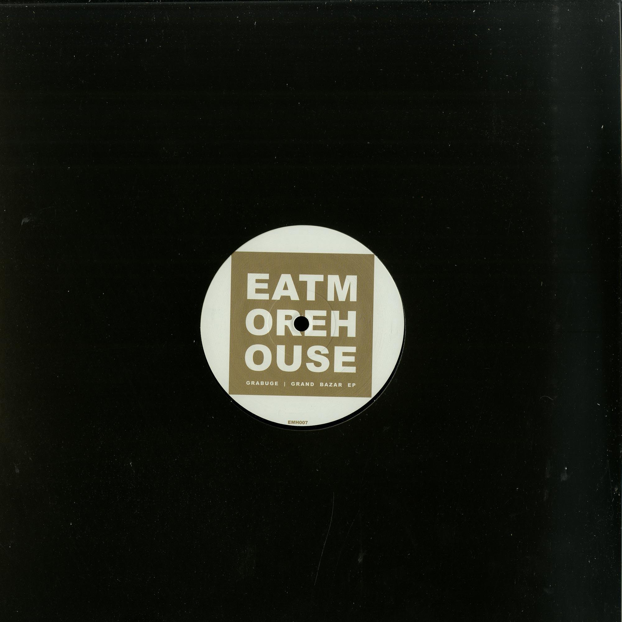 Grabuge  - GAND BAZAR EP
