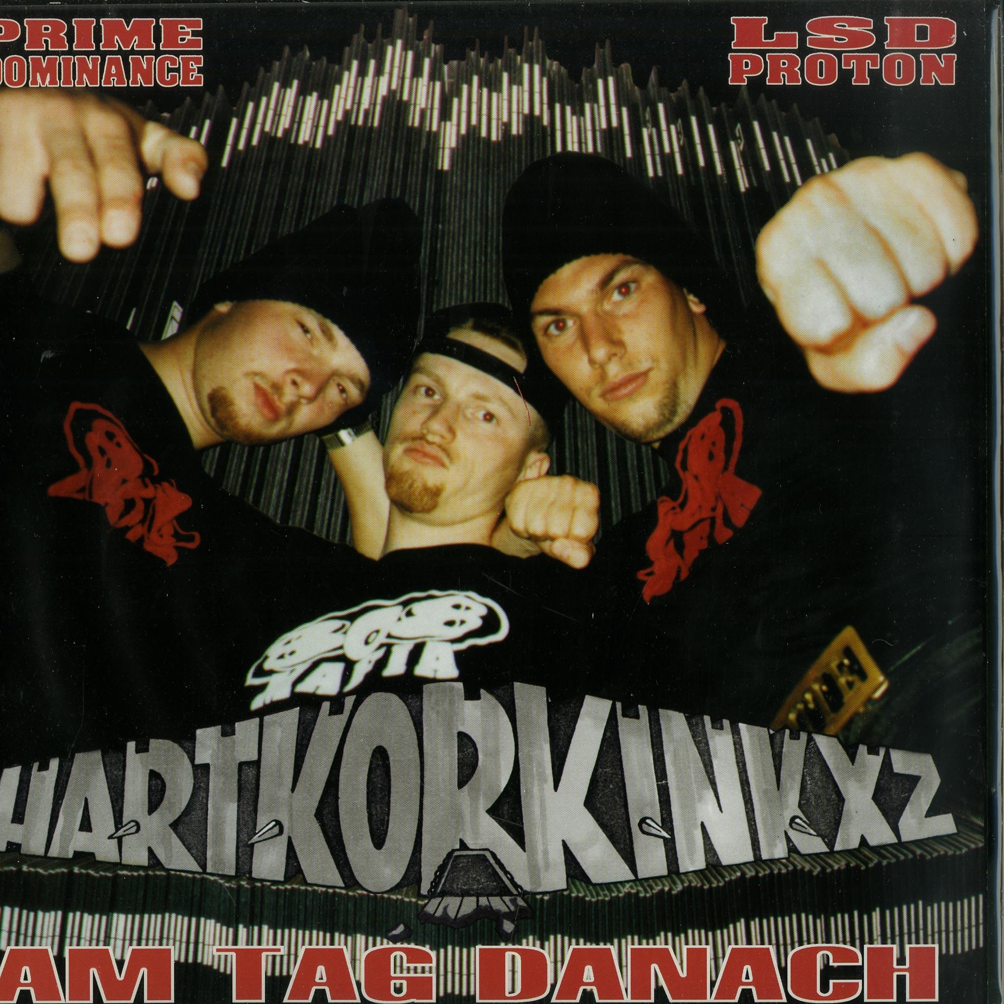 Hartkorkinkxz / 808 Mafia - AM TAG DANACH