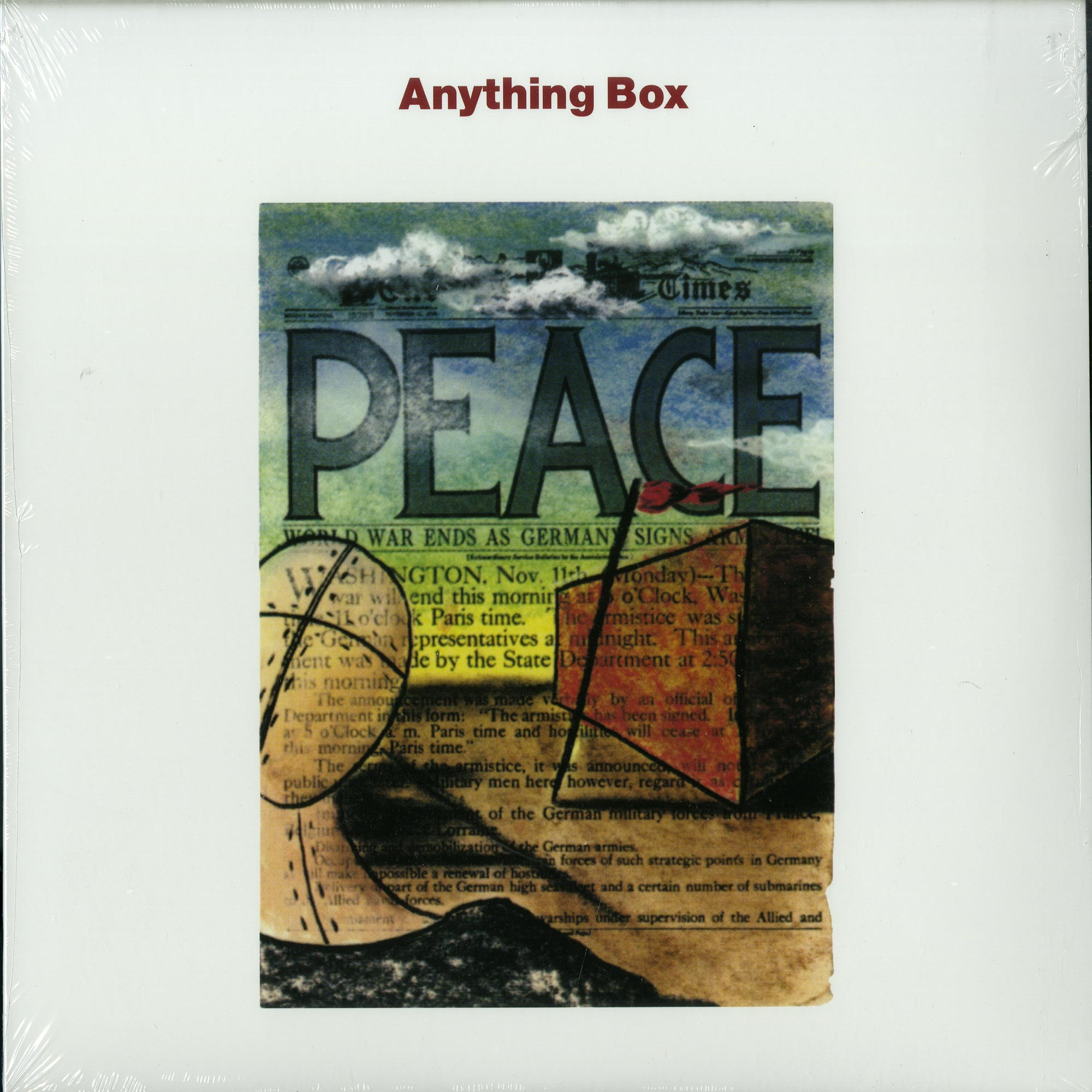 Anything Box - PEACE