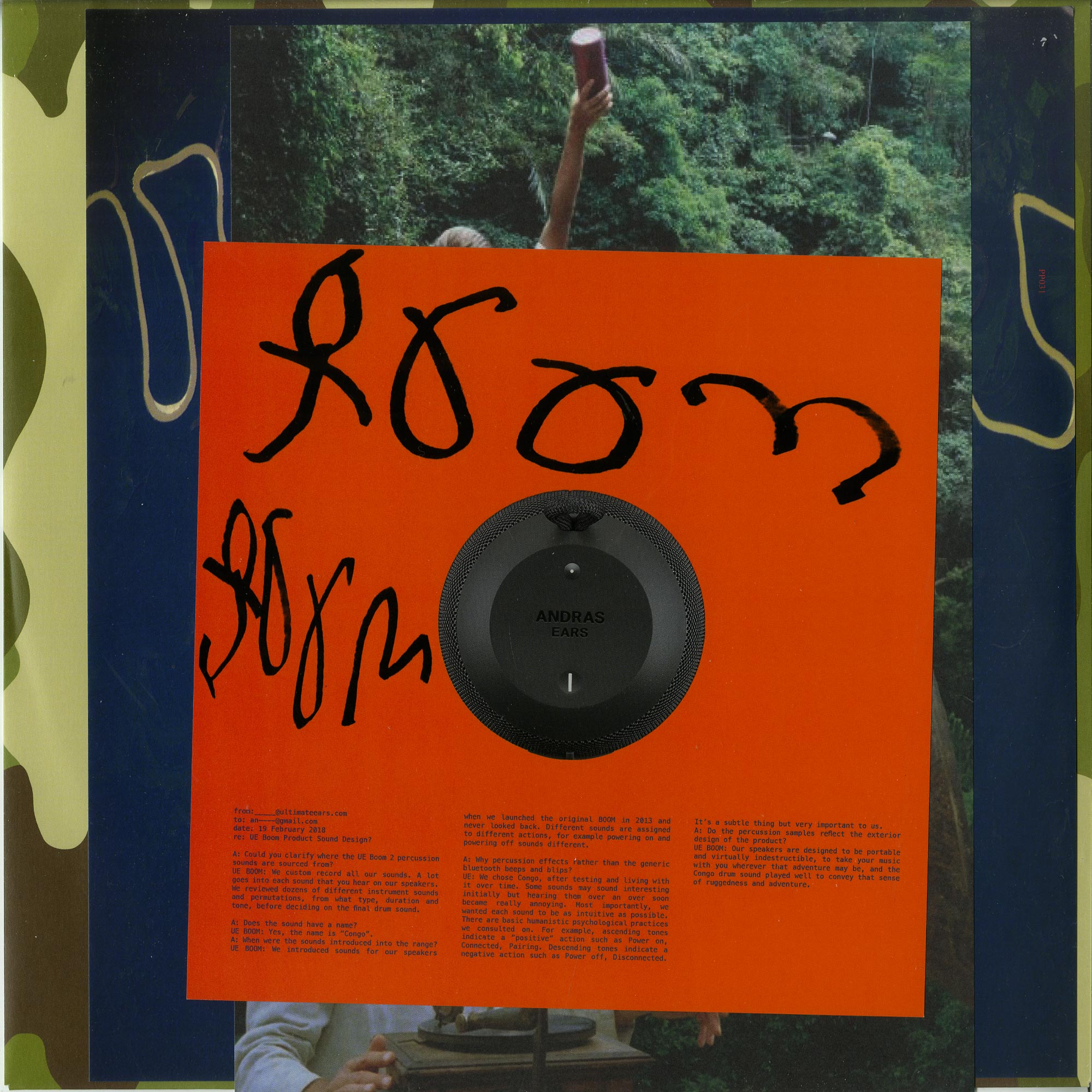 Andras - BOOM BOOM