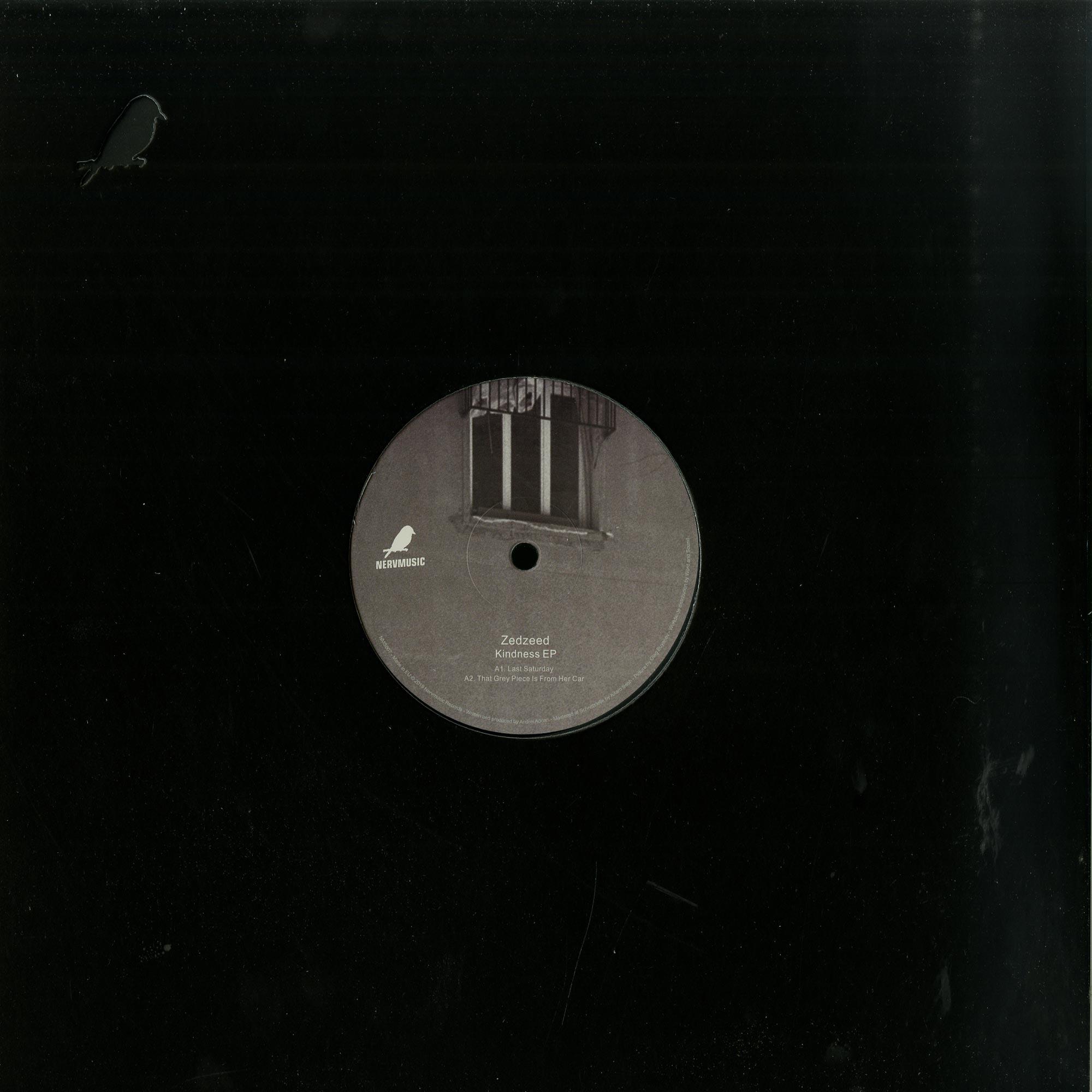 Zefzeed - KINDNESS EP
