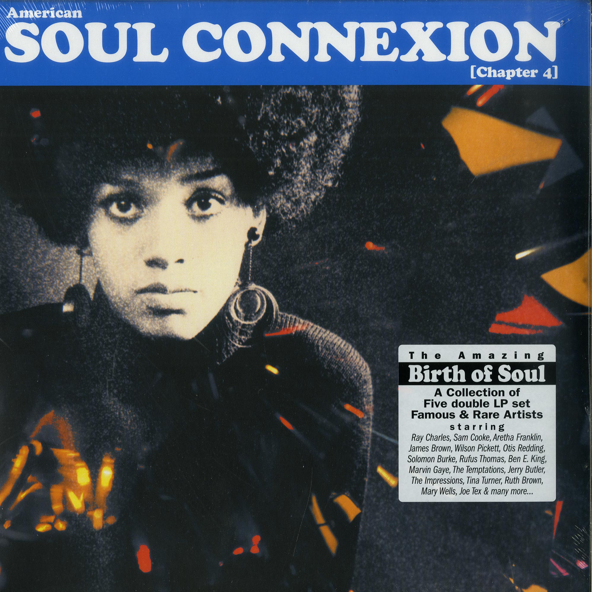 Various Artists - AMERICAN SOUL CONNEXION - CHAPTER 4