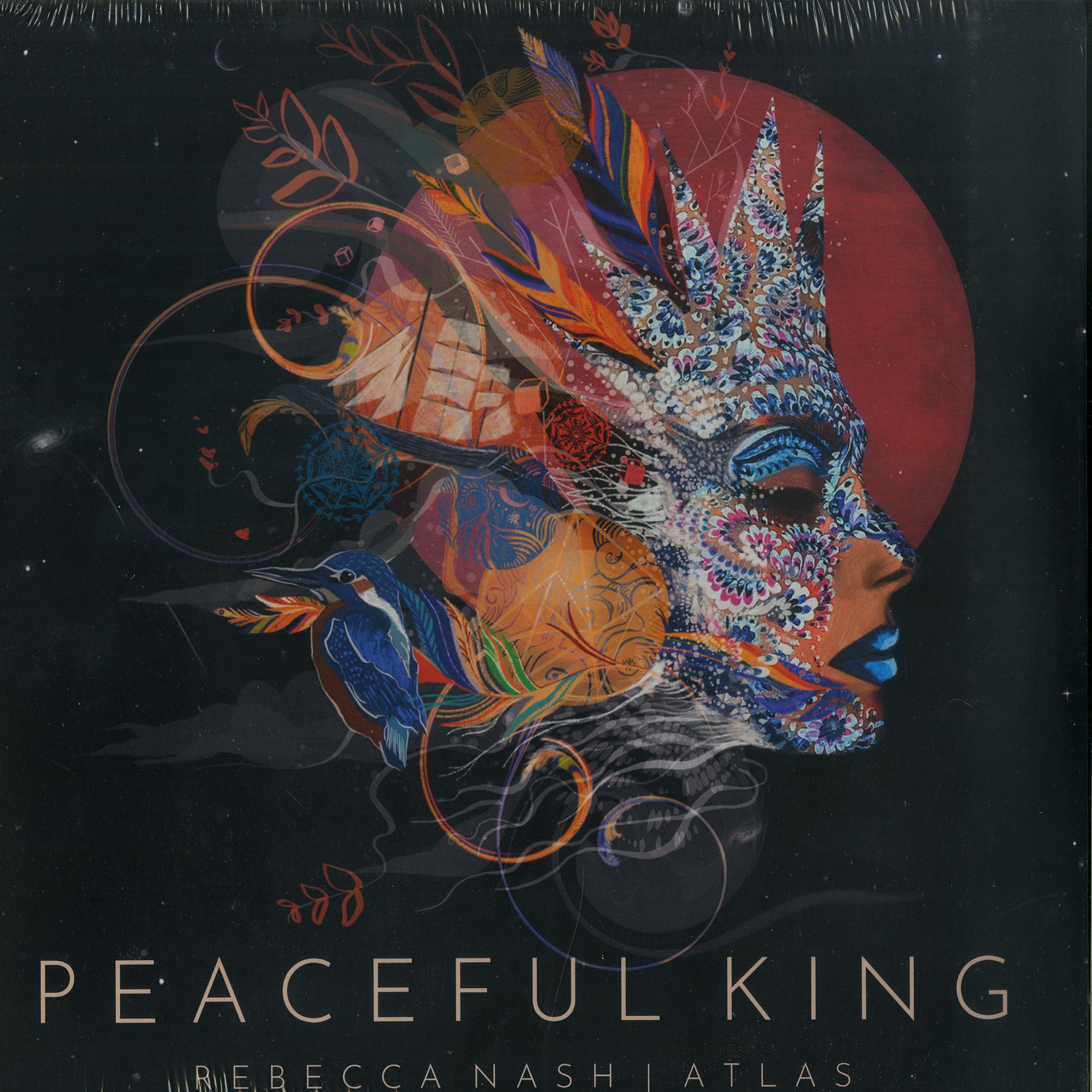 Rebecca Nash - PEACEFUL KING