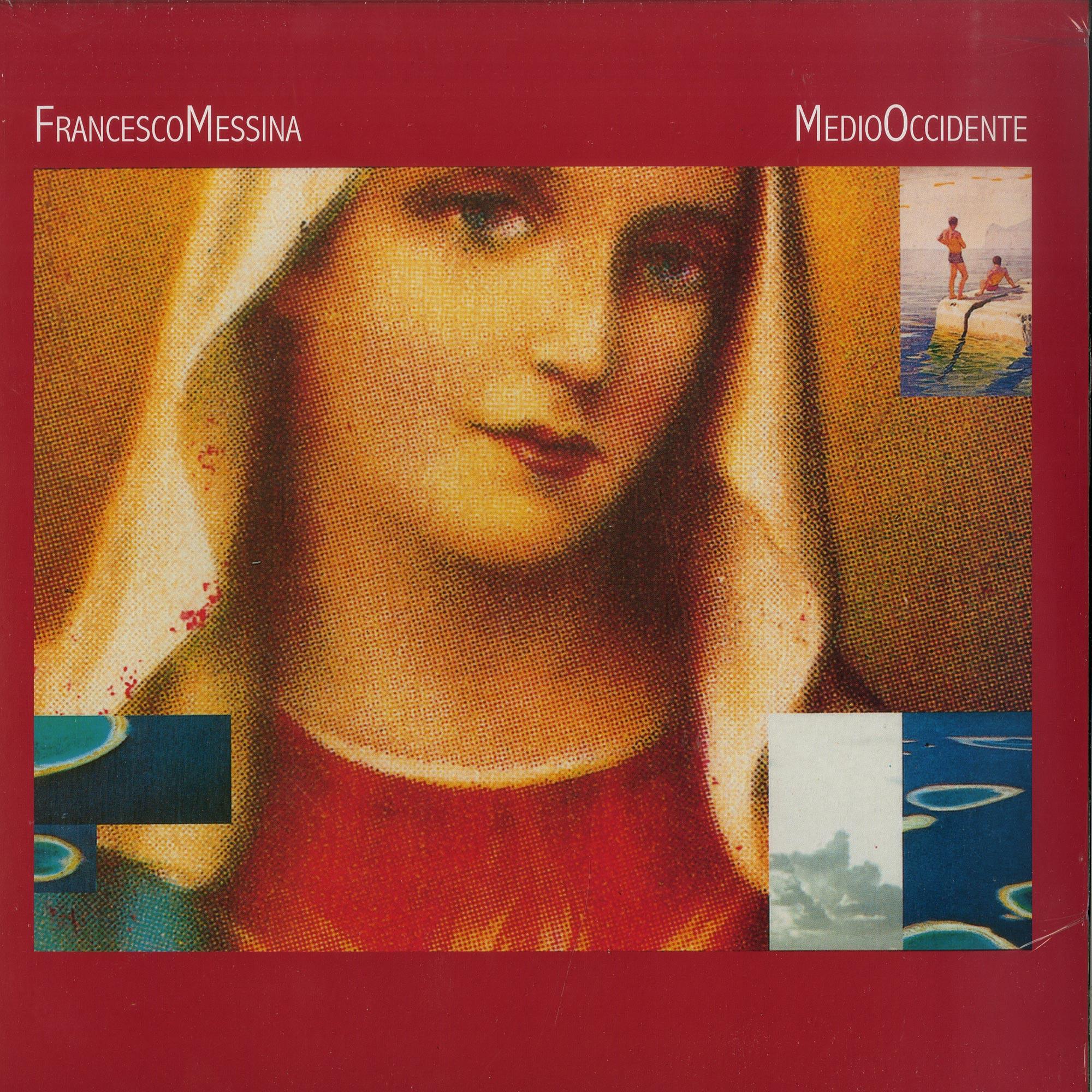 Francesco Messina - MEDIO OCCIDENTE