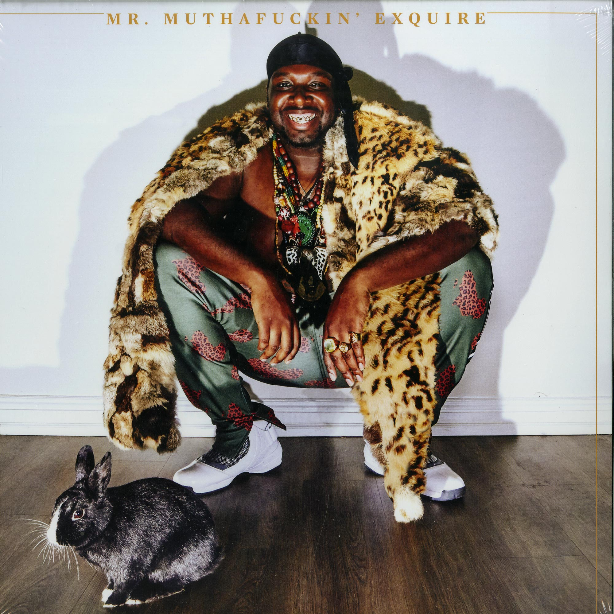 Mr. Muthafuckin Exquire - MR. MUTHAFUCKIN EXQUIRE