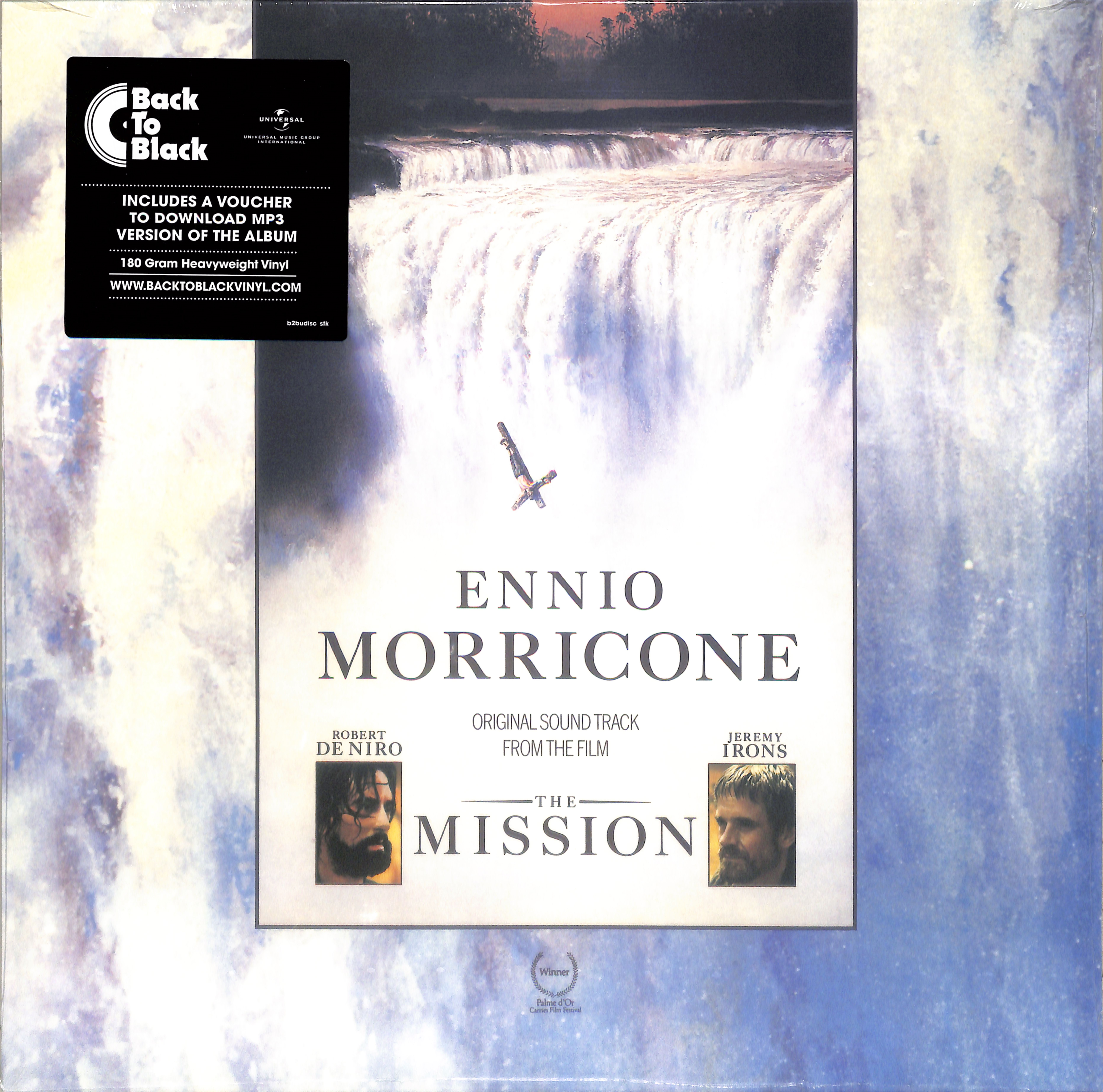 Ennio Morricone - THE MISSION O.S.T.