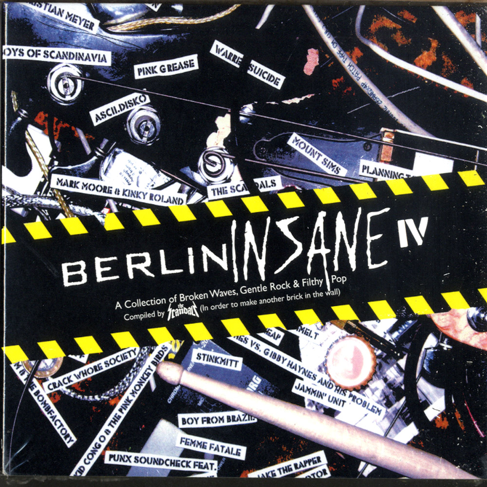 Various Artists - BERLIN INSANE IV
