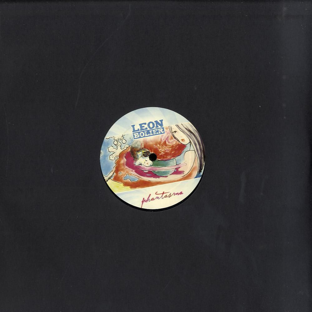 Leon Bolier - PHANTASMA ALBUM SAMPLER 2