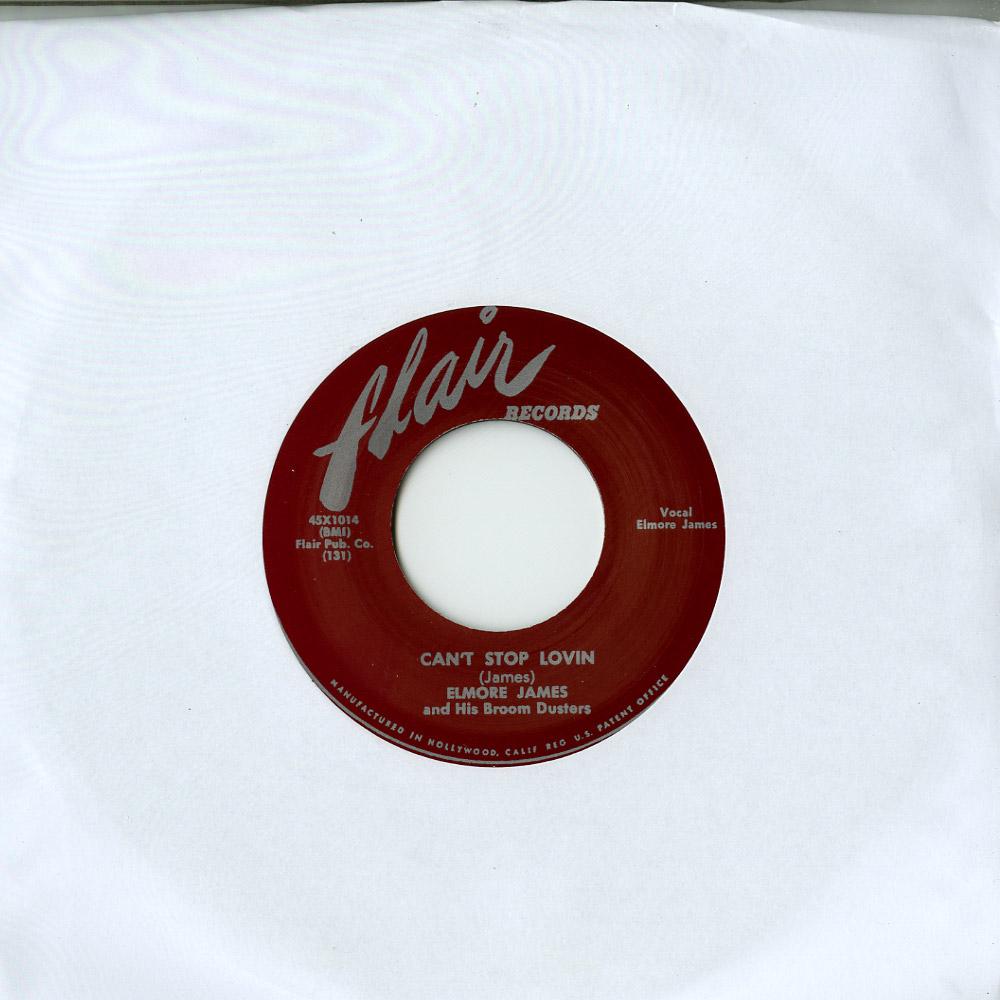 Elmore James - CAN T STOP LOVIN