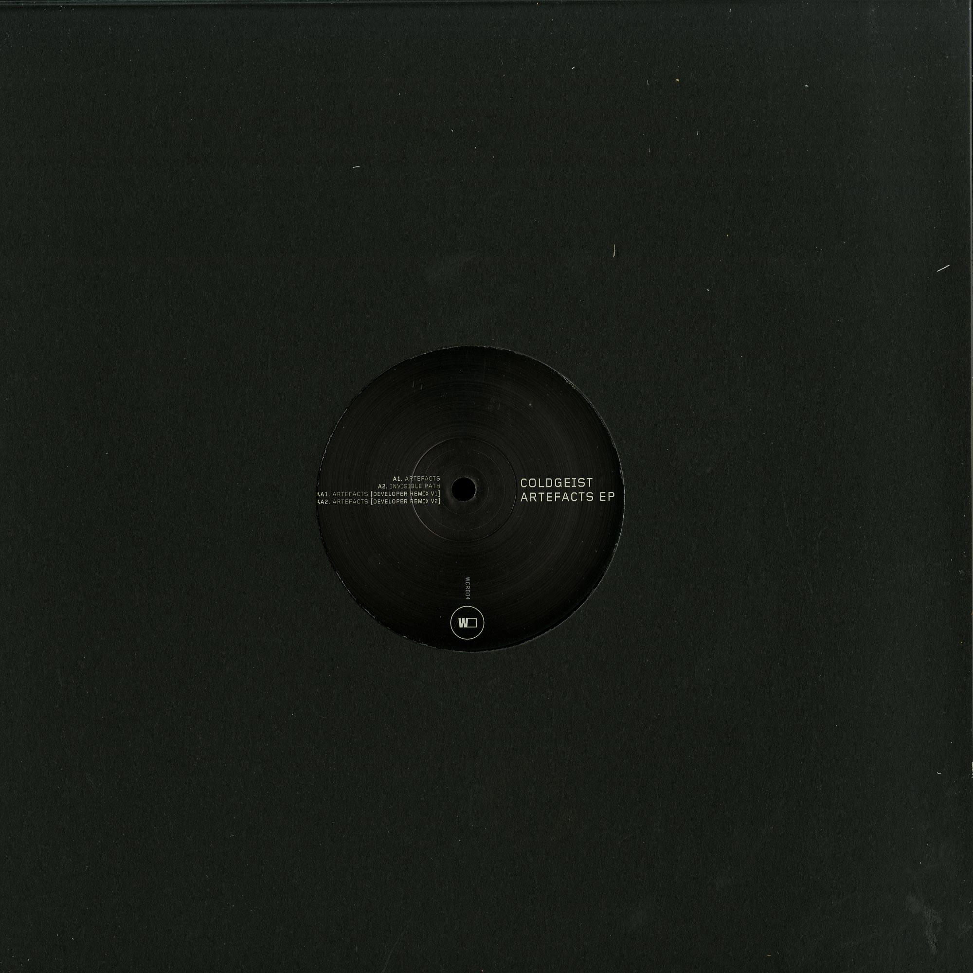 Coldgeist - ARTEFACTS